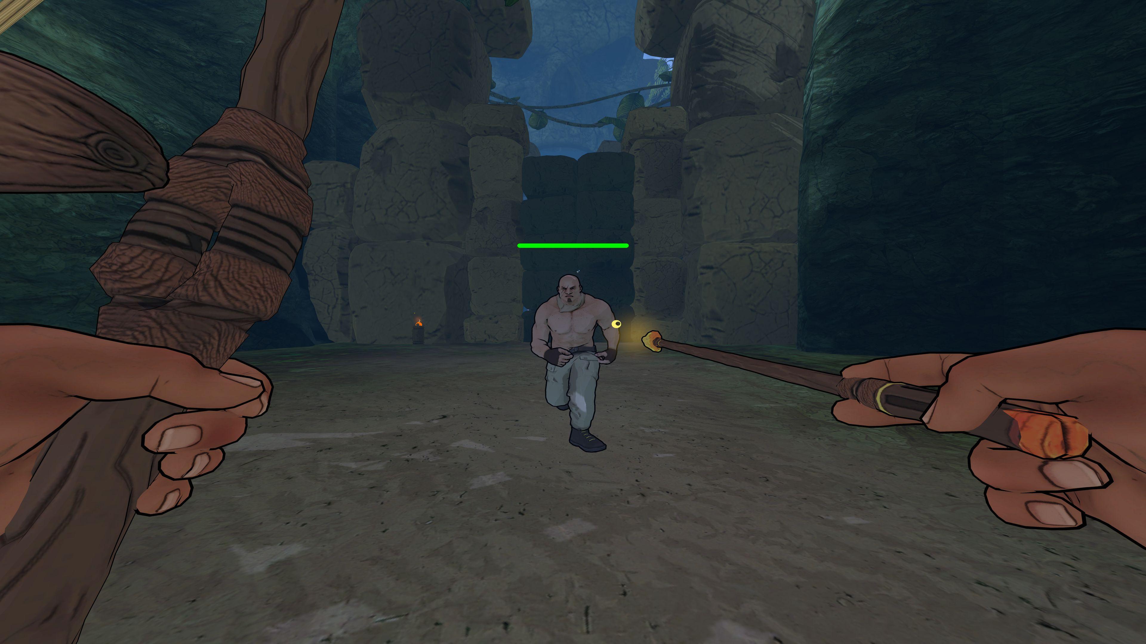 Скриншот №9 к TARZAN VR