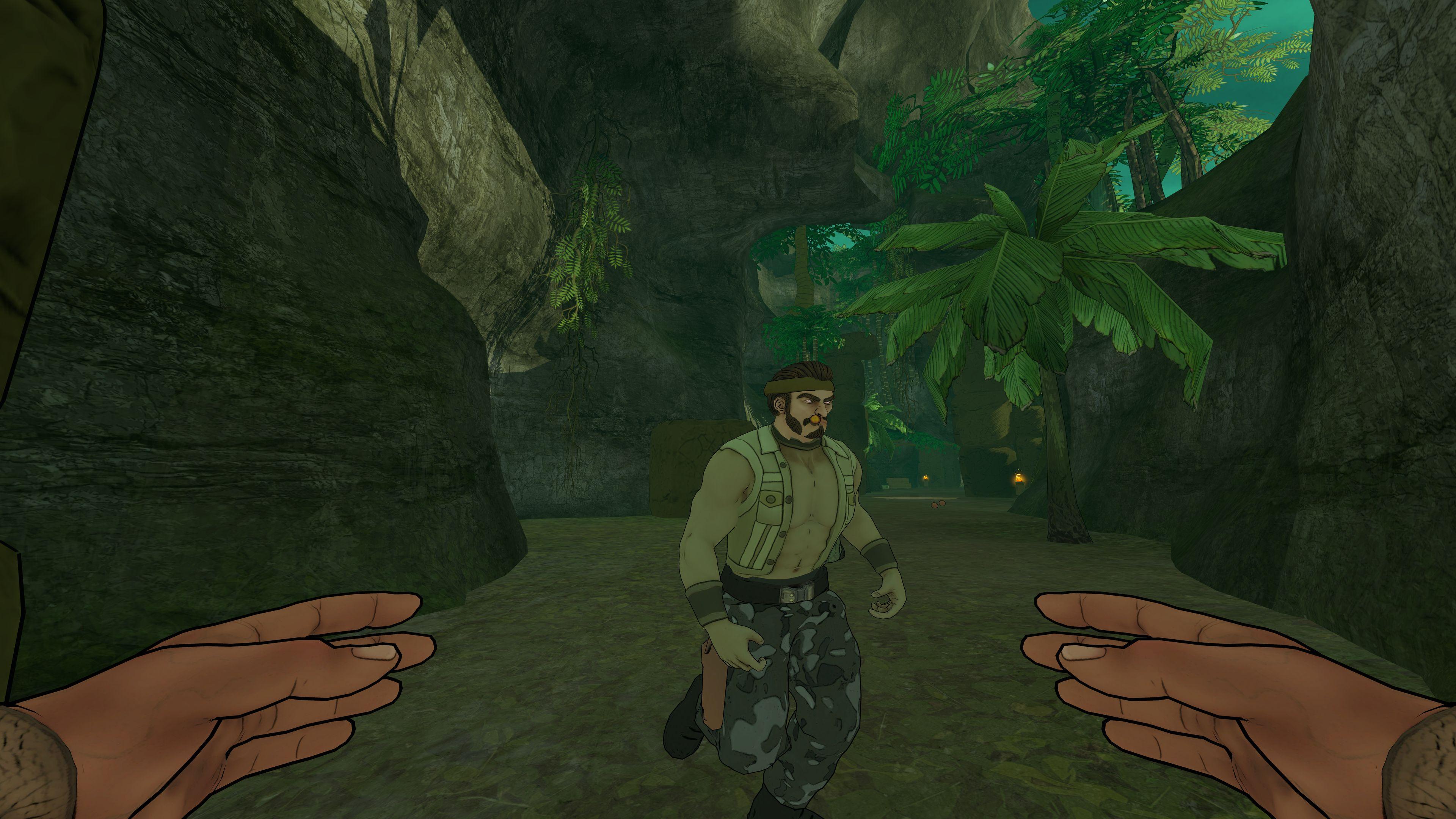 Скриншот №3 к TARZAN VR