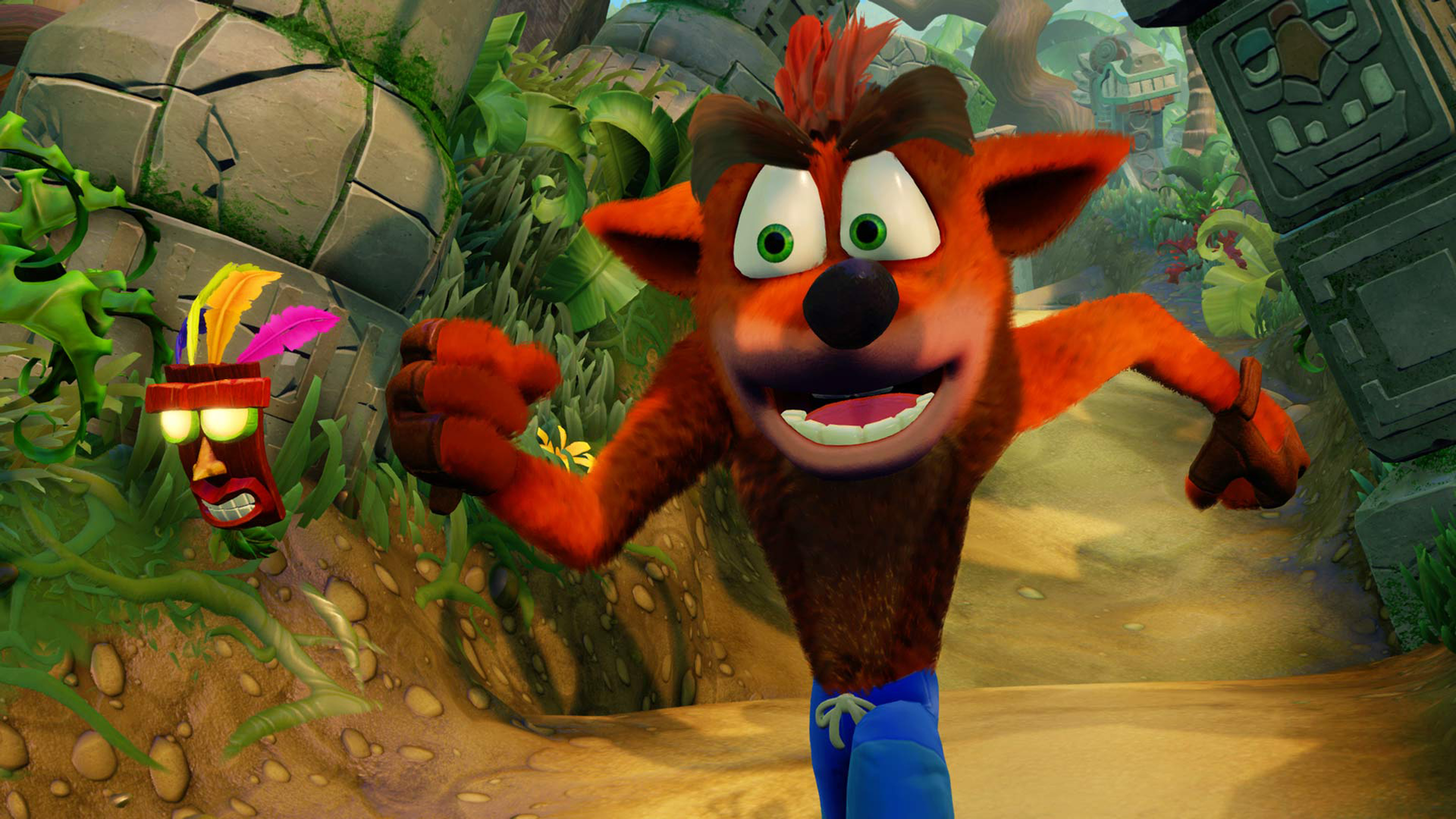 Скриншот №6 к Crash Bandicoot - набор Quadrilogy