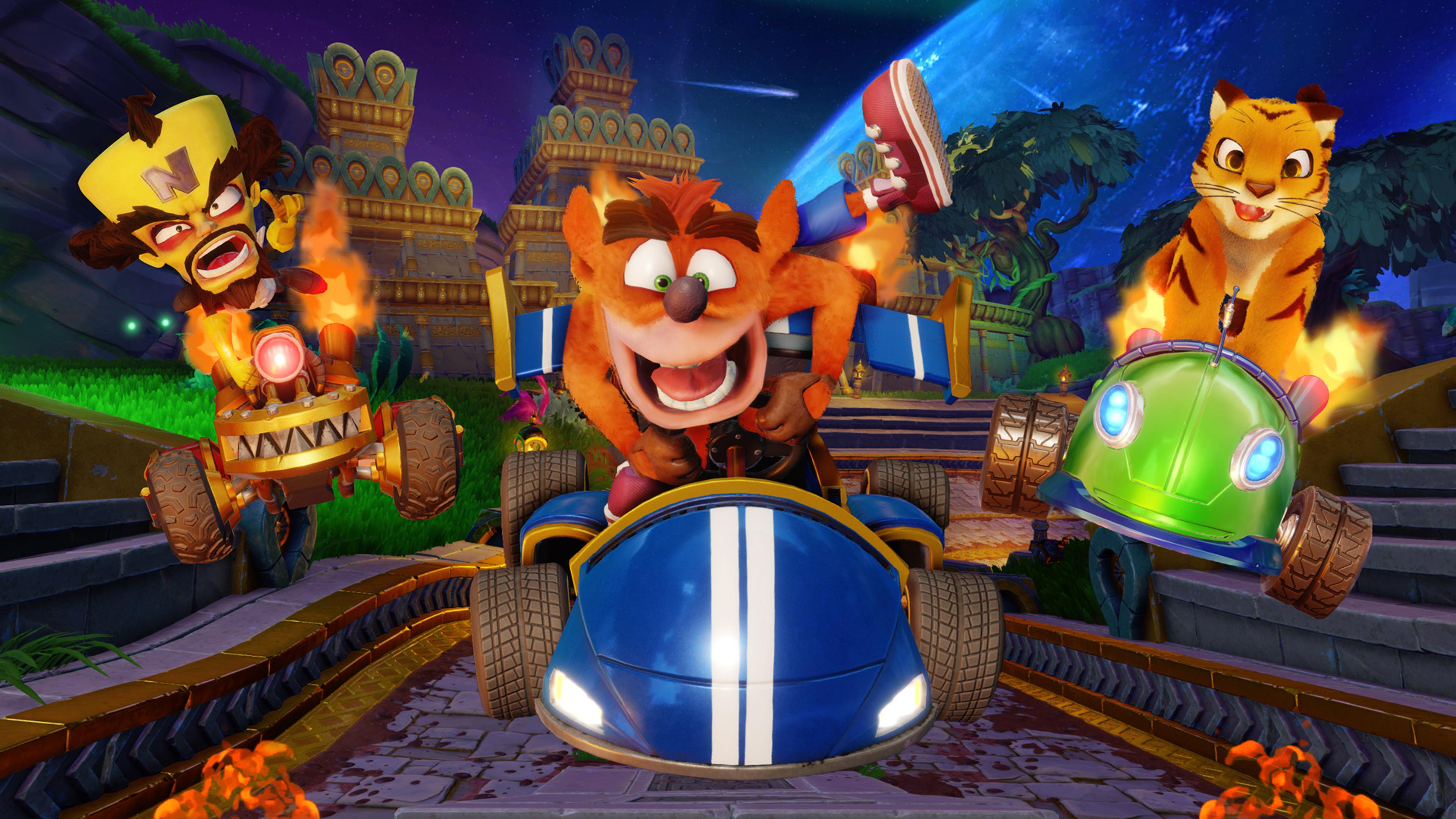 Скриншот №6 к Crash Bandicoot - юбилейный набор Crash