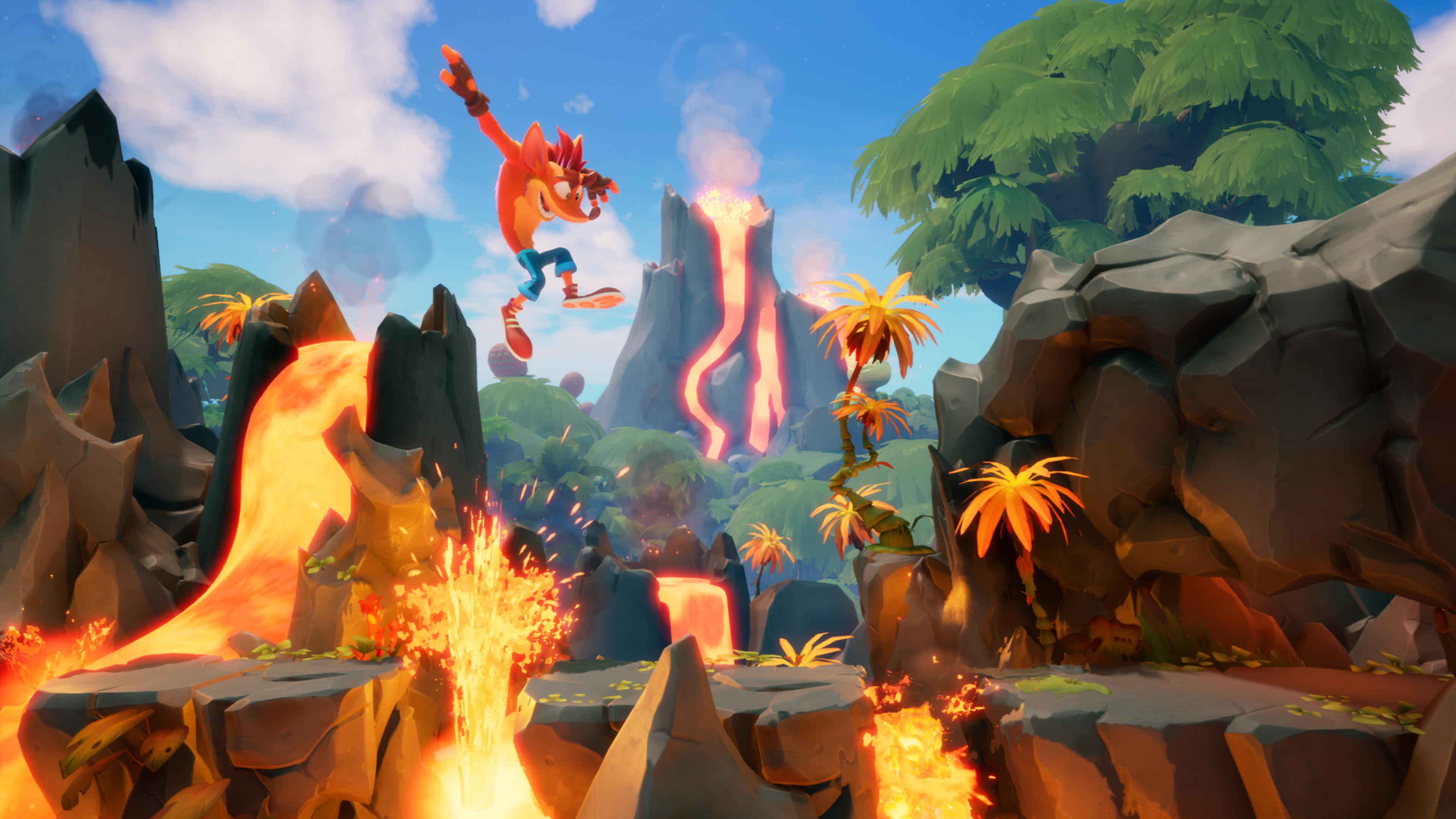Скриншот №3 к Crash Bandicoot - набор Quadrilogy