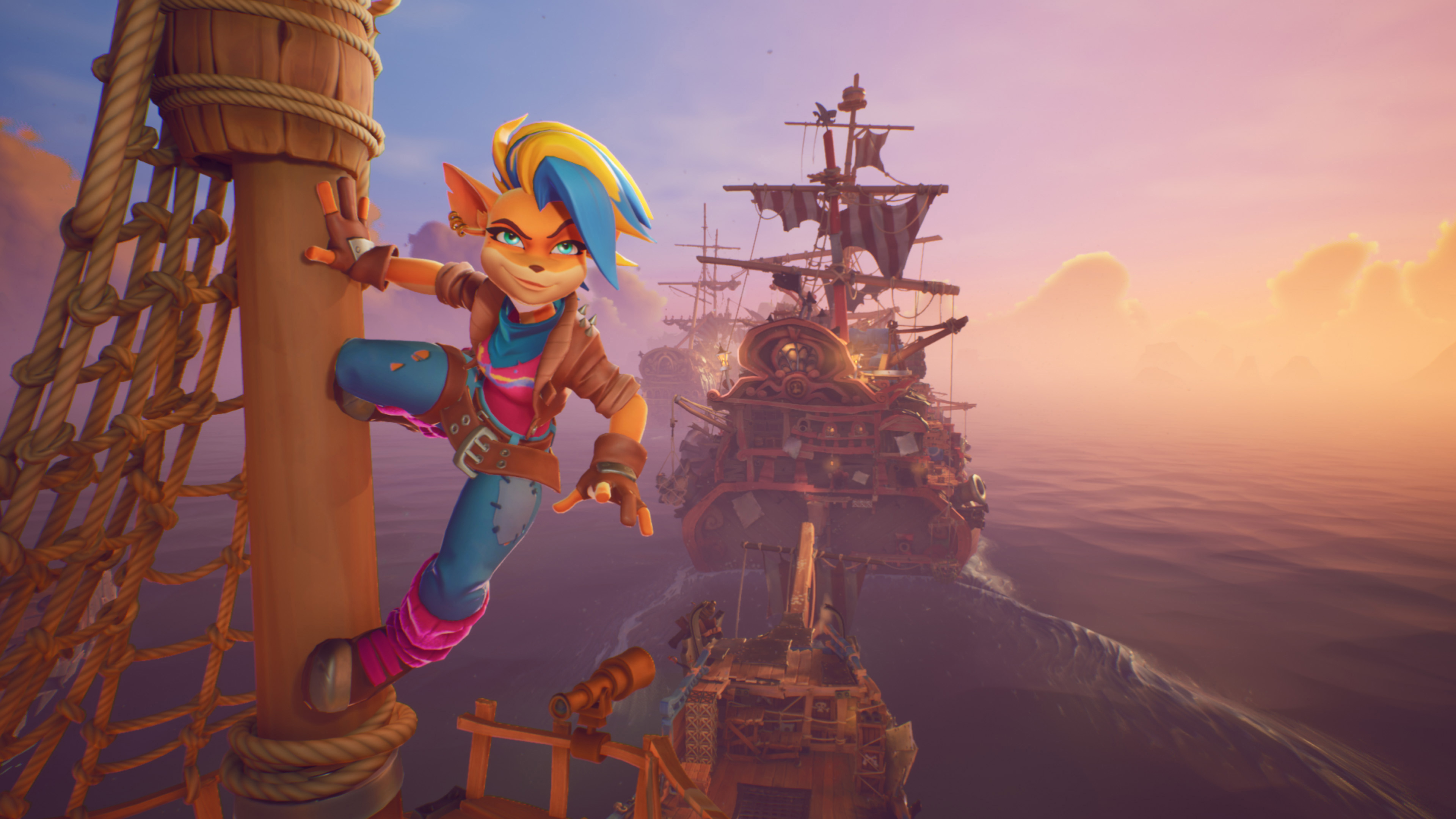 Скриншот №1 к Crash Bandicoot - юбилейный набор Crash