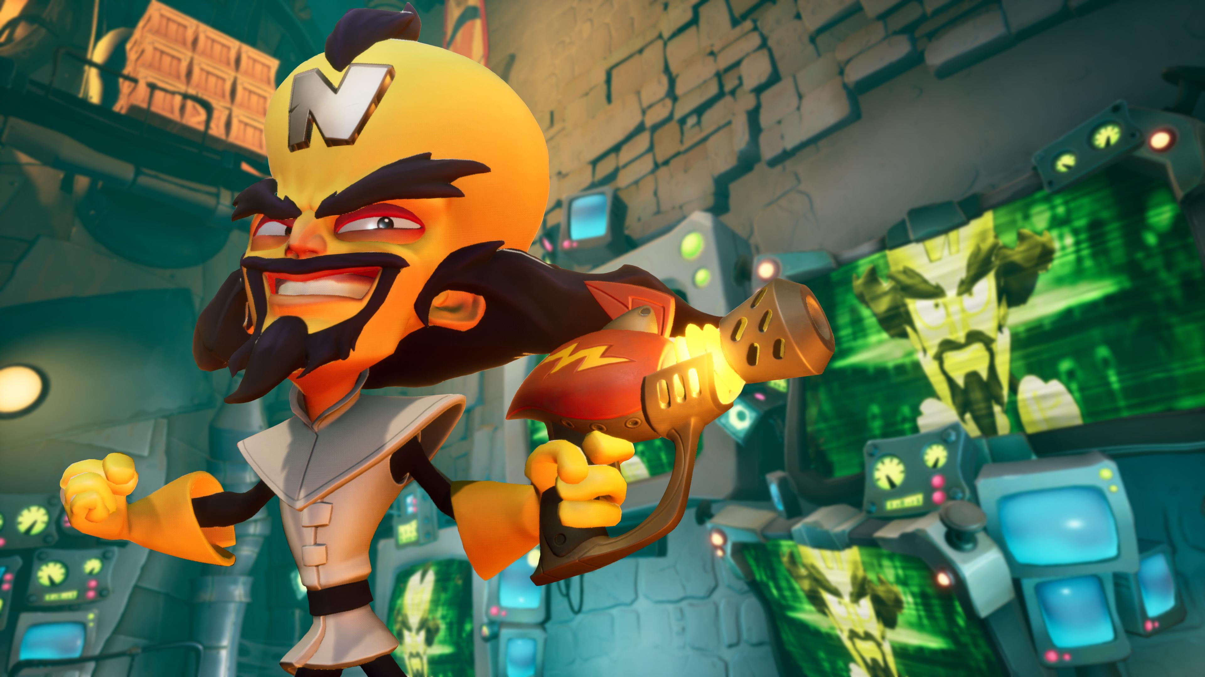 Скриншот №4 к Crash Bandicoot - юбилейный набор Crash
