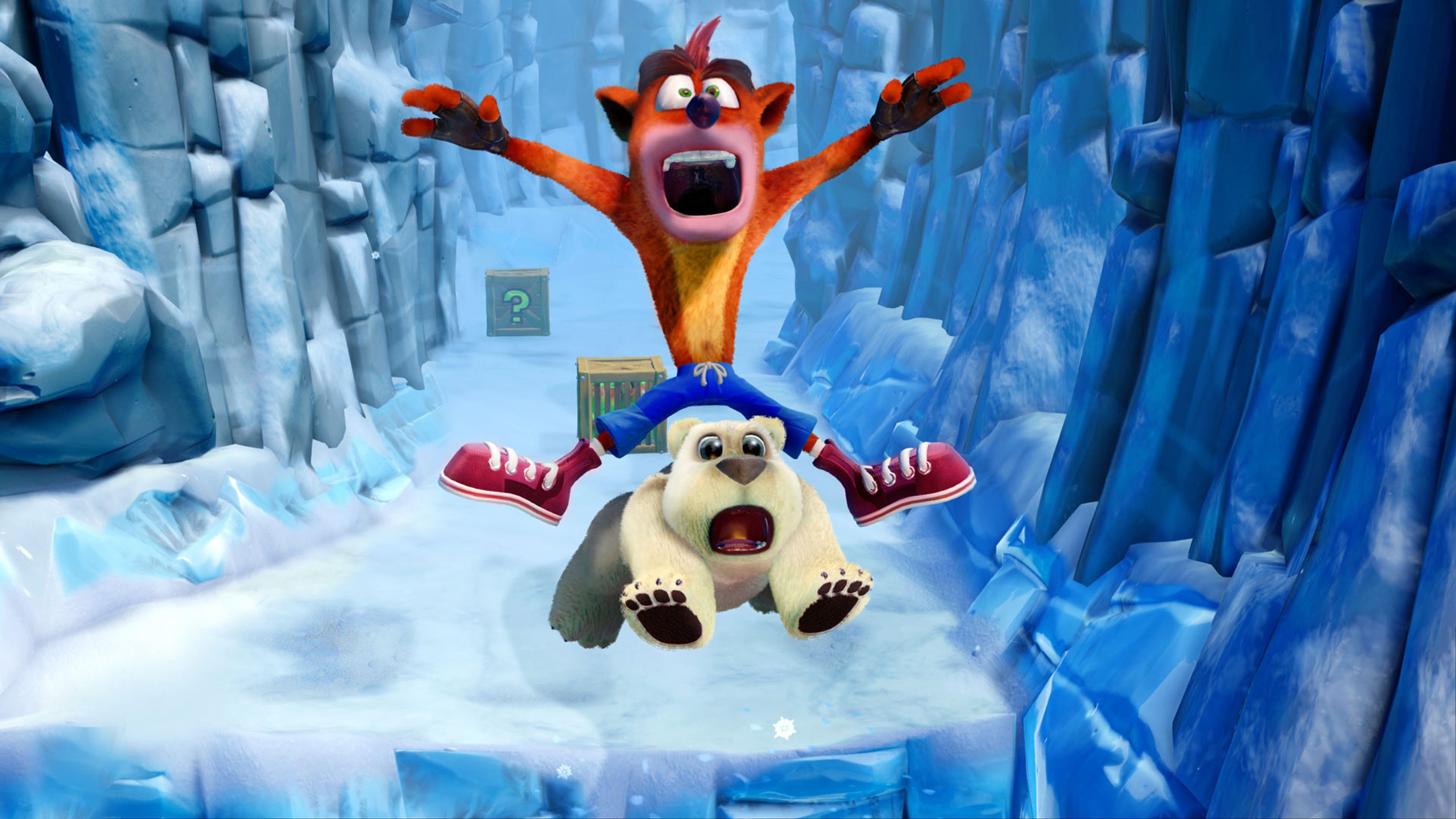 Скриншот №8 к Crash Bandicoot - юбилейный набор Crash