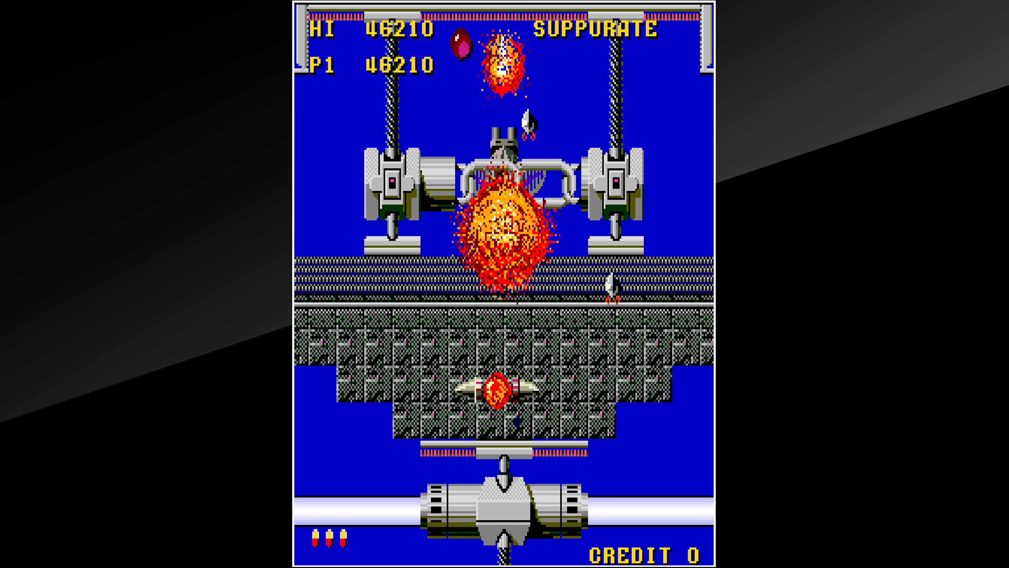 Скриншот №6 к Arcade Archives DARWIN 4078