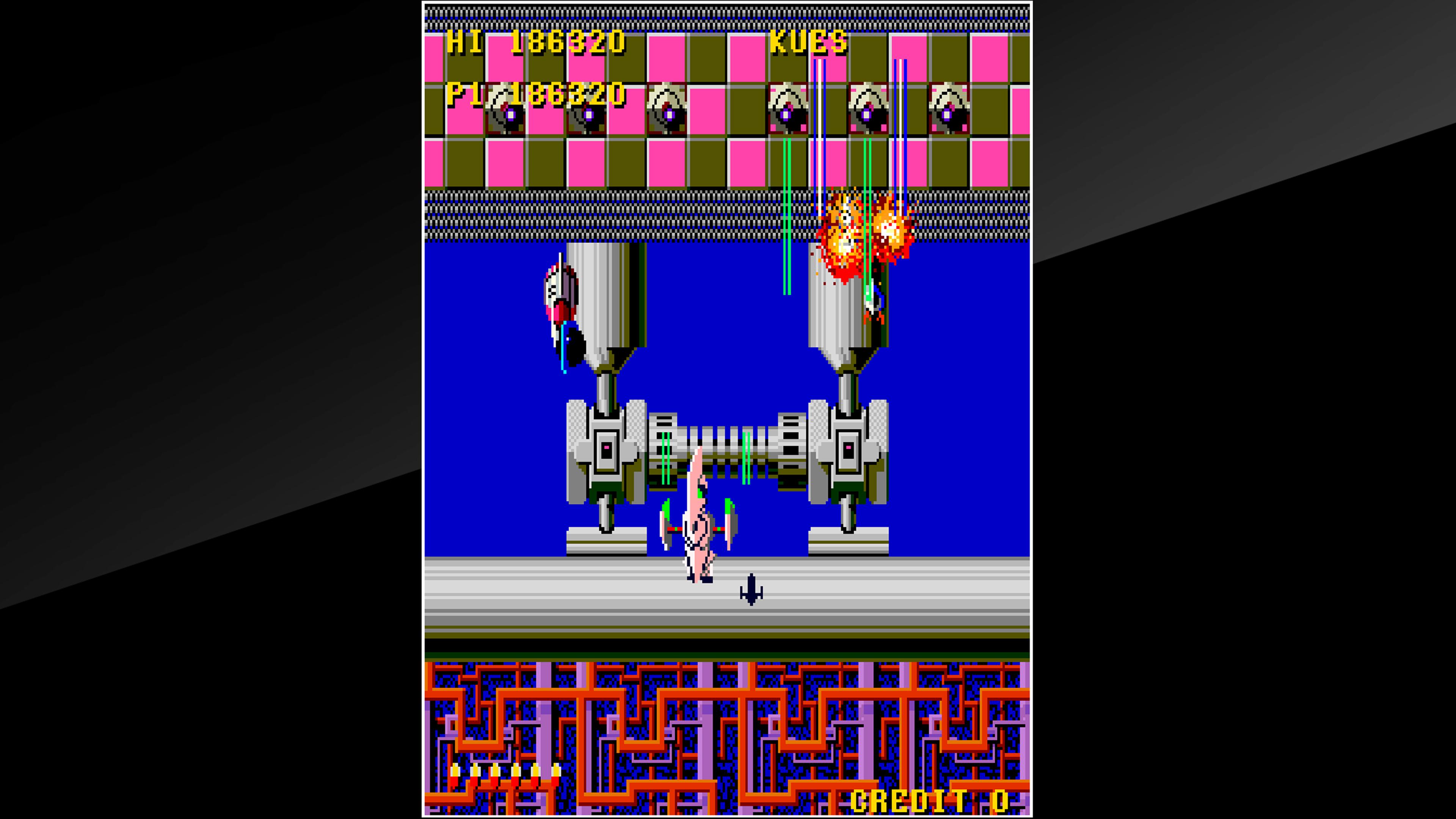 Скриншот №9 к Arcade Archives DARWIN 4078