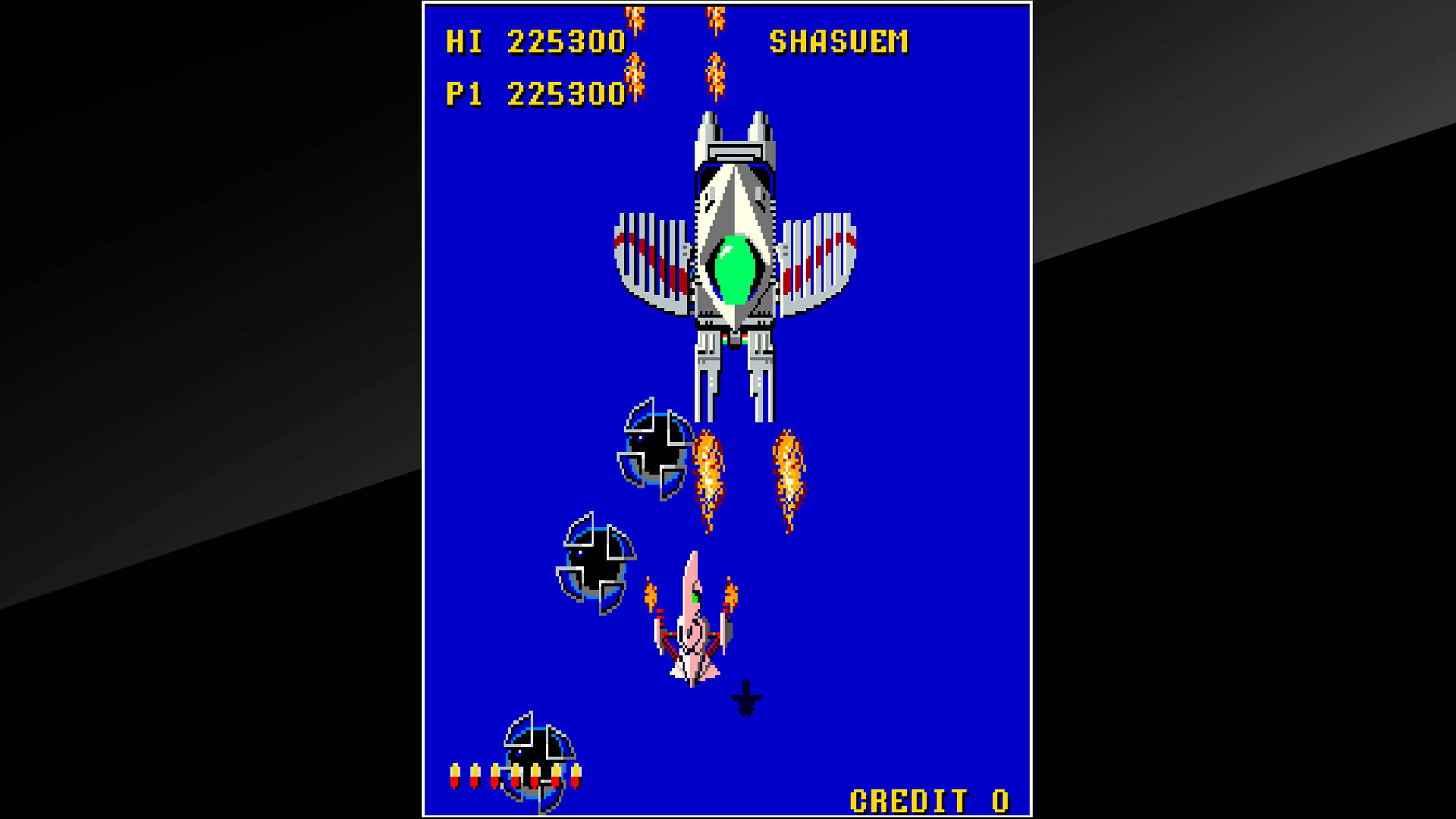Скриншот №10 к Arcade Archives DARWIN 4078
