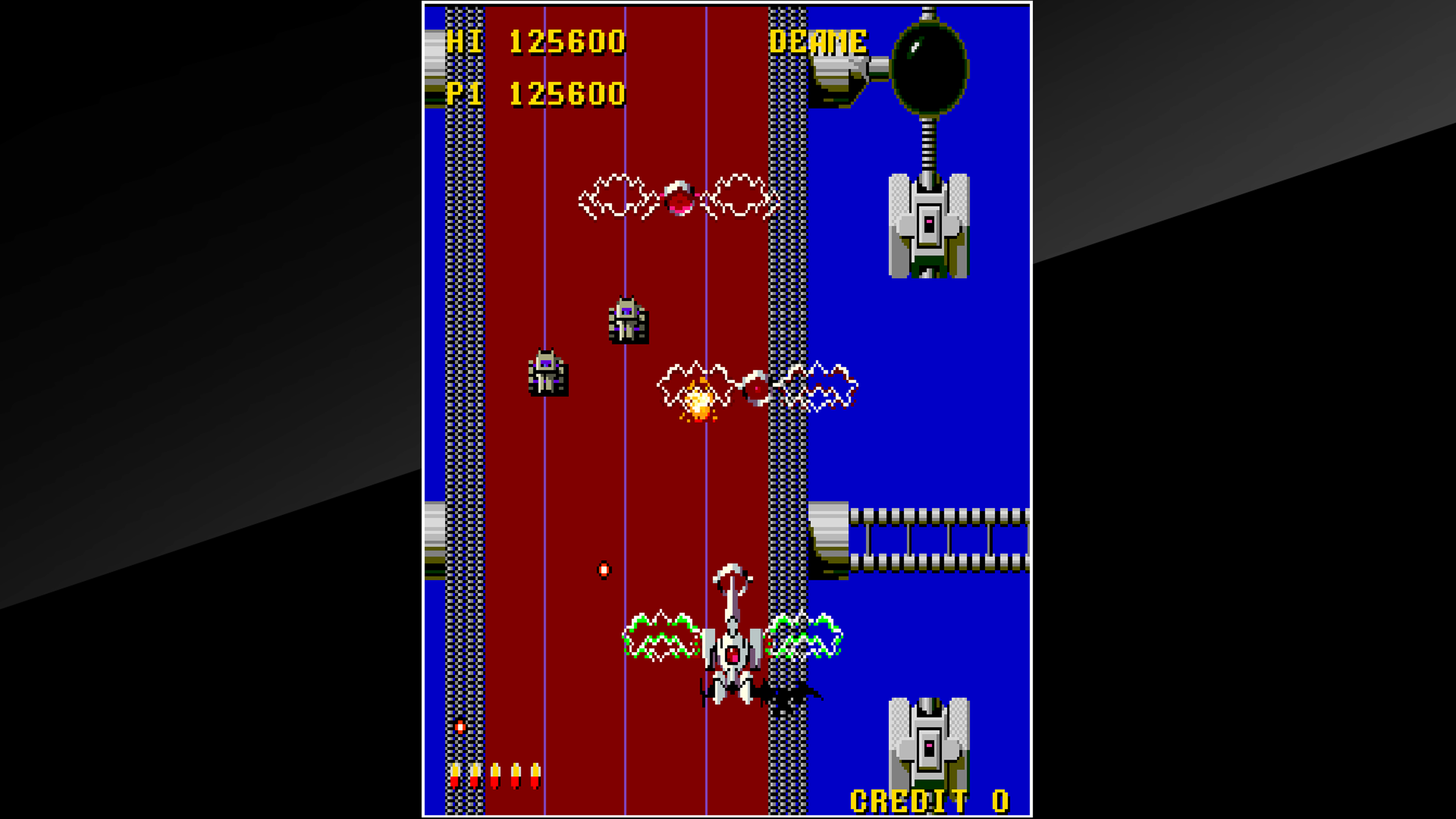 Скриншот №8 к Arcade Archives DARWIN 4078