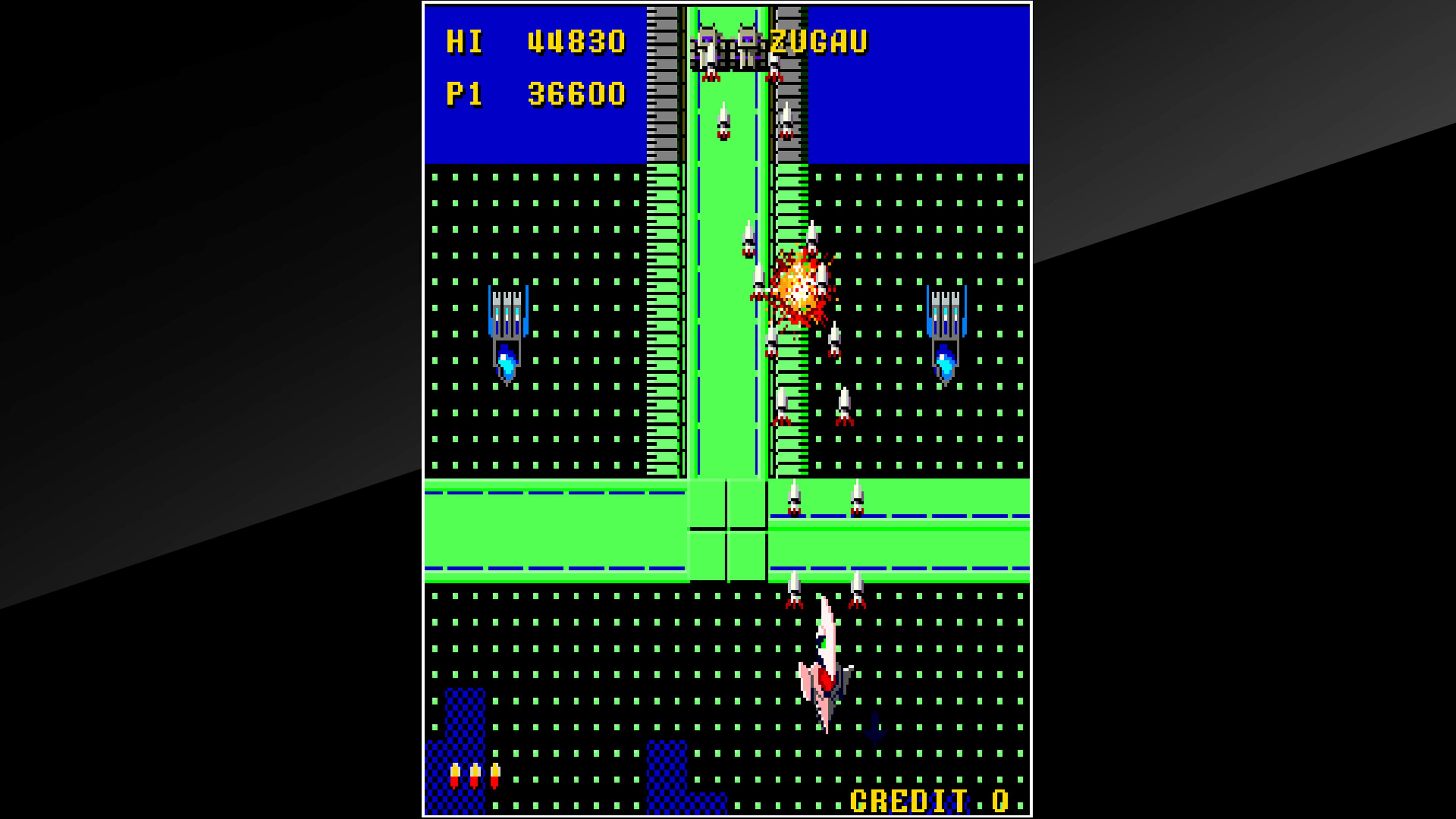 Скриншот №4 к Arcade Archives DARWIN 4078