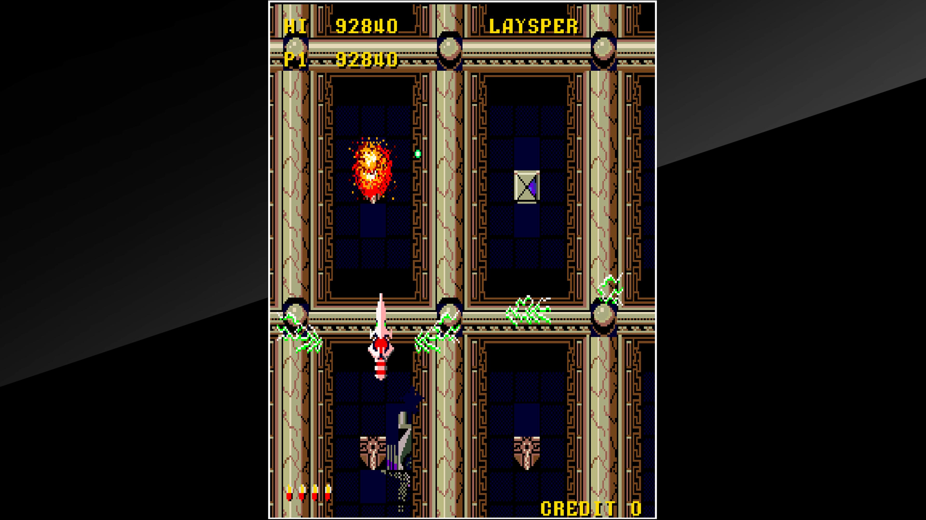 Скриншот №7 к Arcade Archives DARWIN 4078