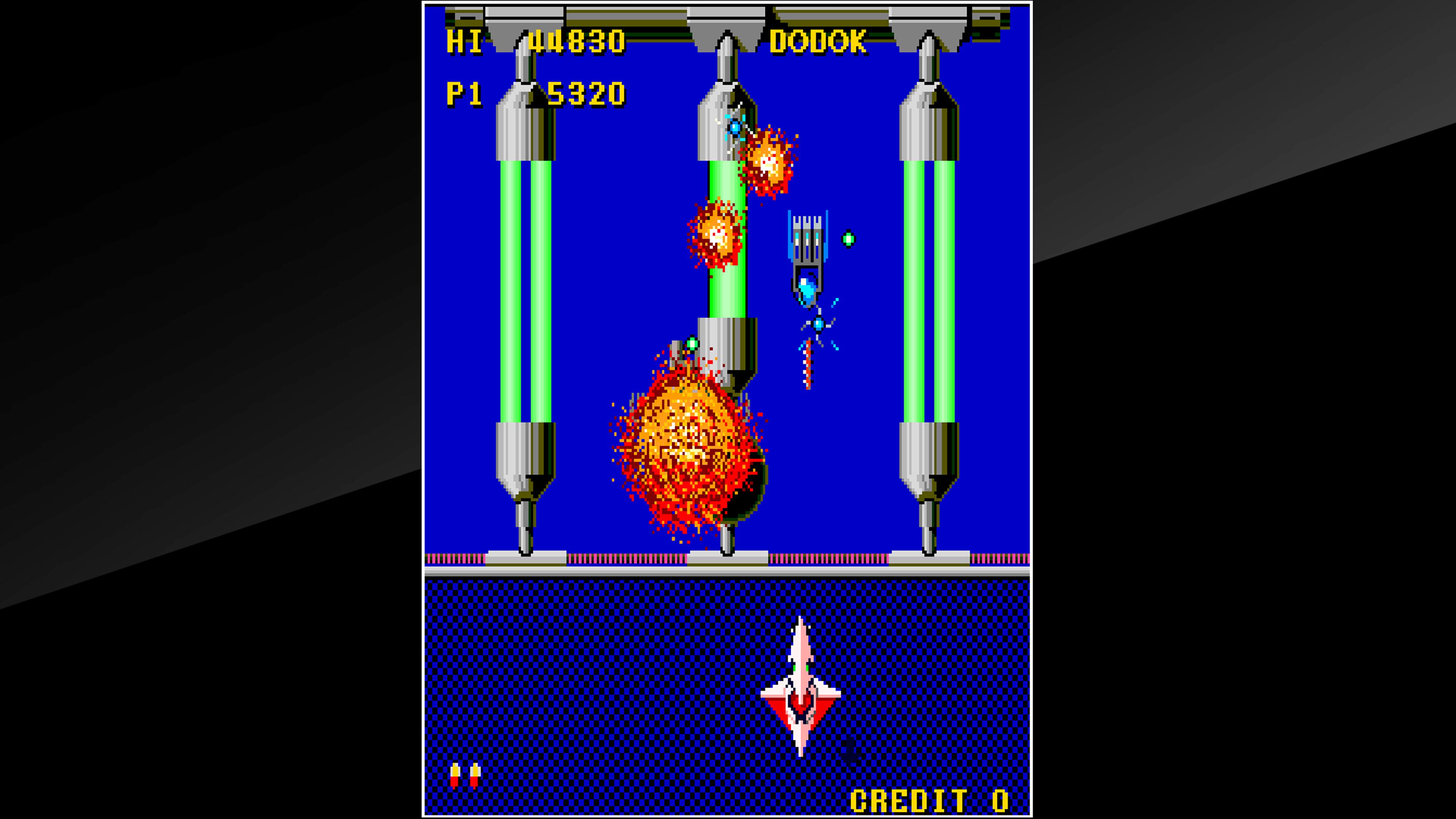 Скриншот №2 к Arcade Archives DARWIN 4078