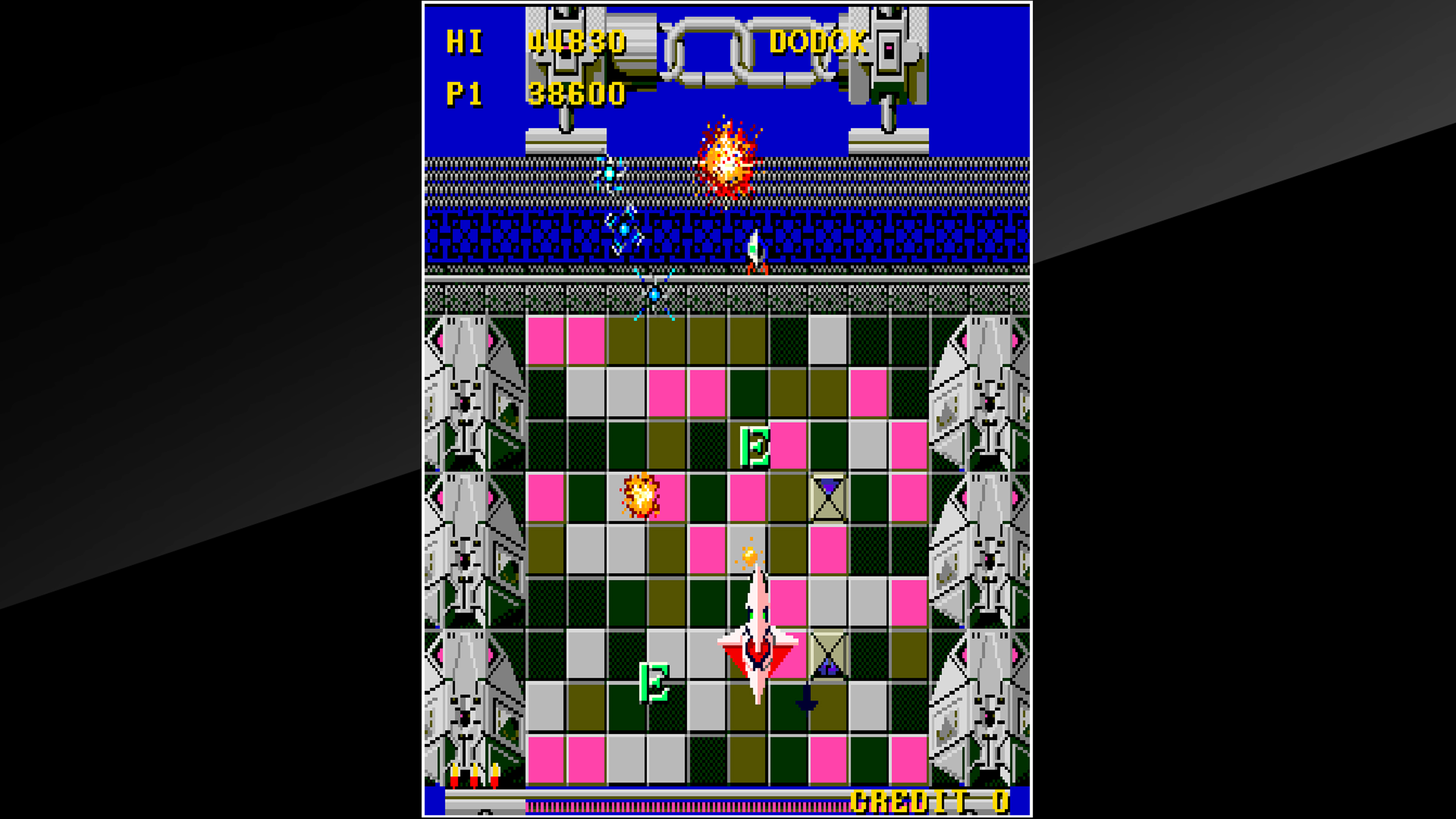 Скриншот №5 к Arcade Archives DARWIN 4078