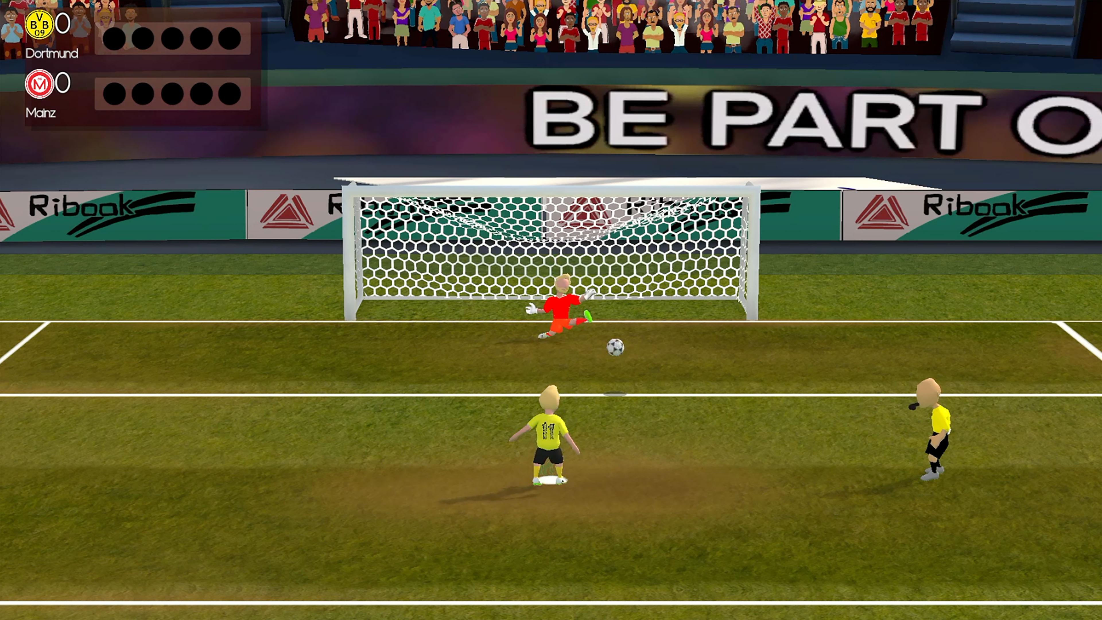 Скриншот №10 к Super Arcade Soccer 2021