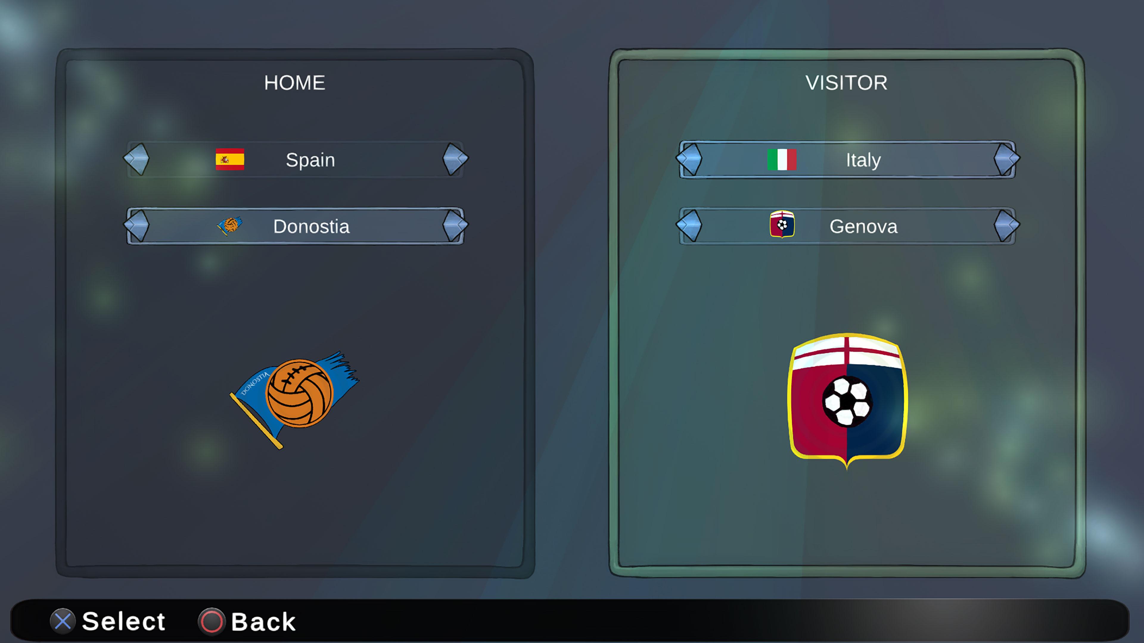 Скриншот №6 к Super Arcade Soccer 2021