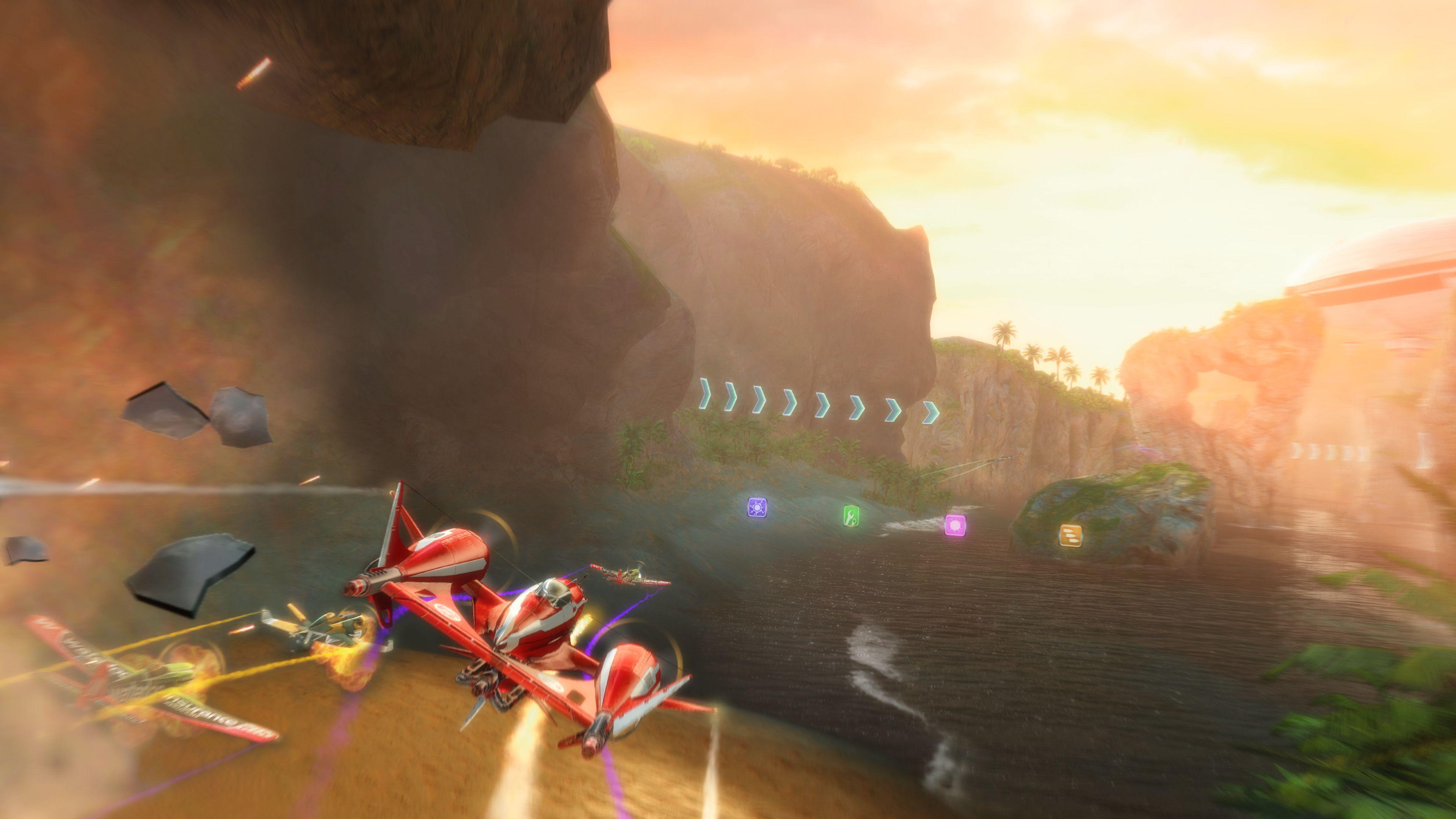 Скриншот №1 к Skydrift Infinity