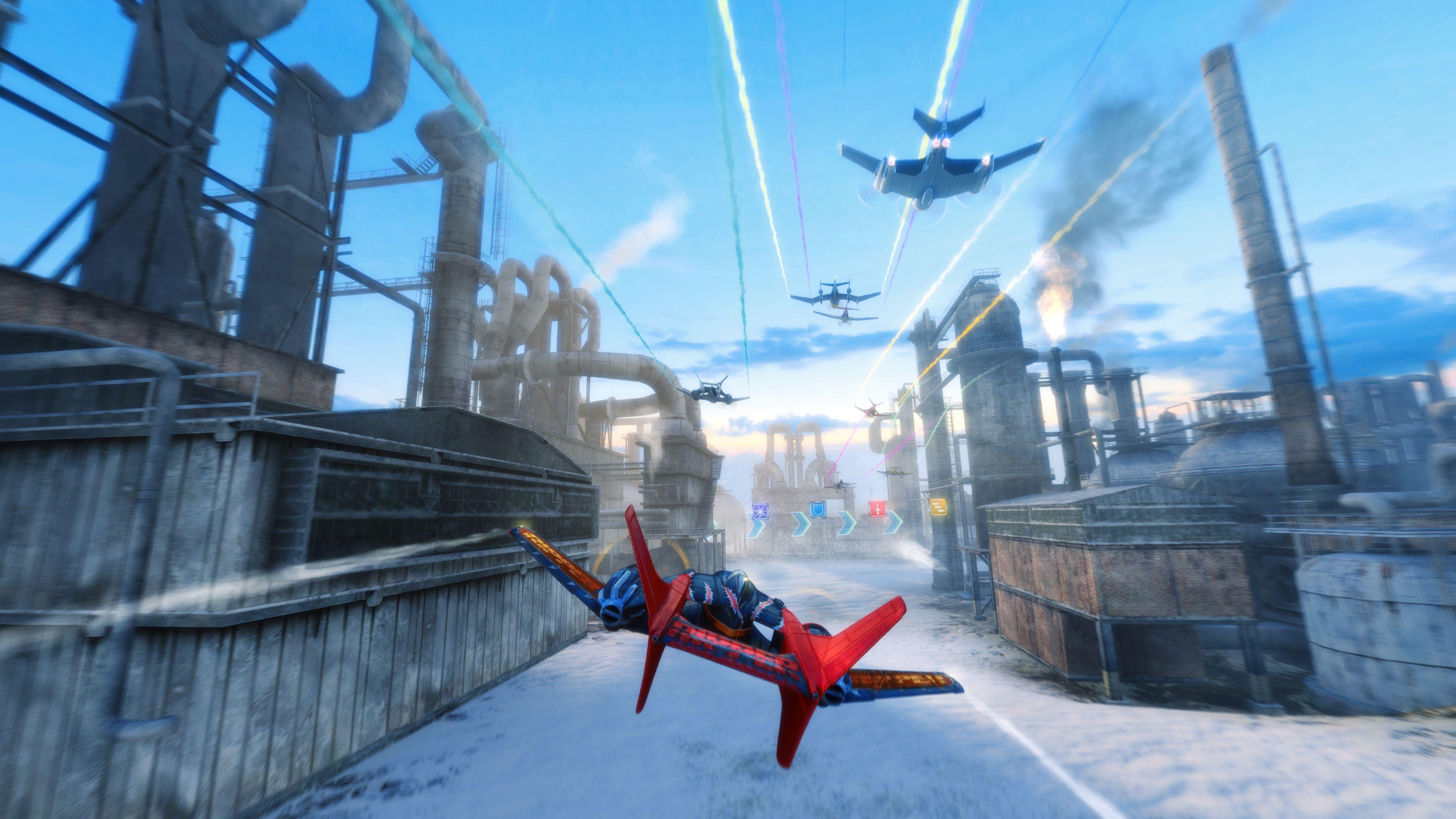 Скриншот №8 к Skydrift Infinity