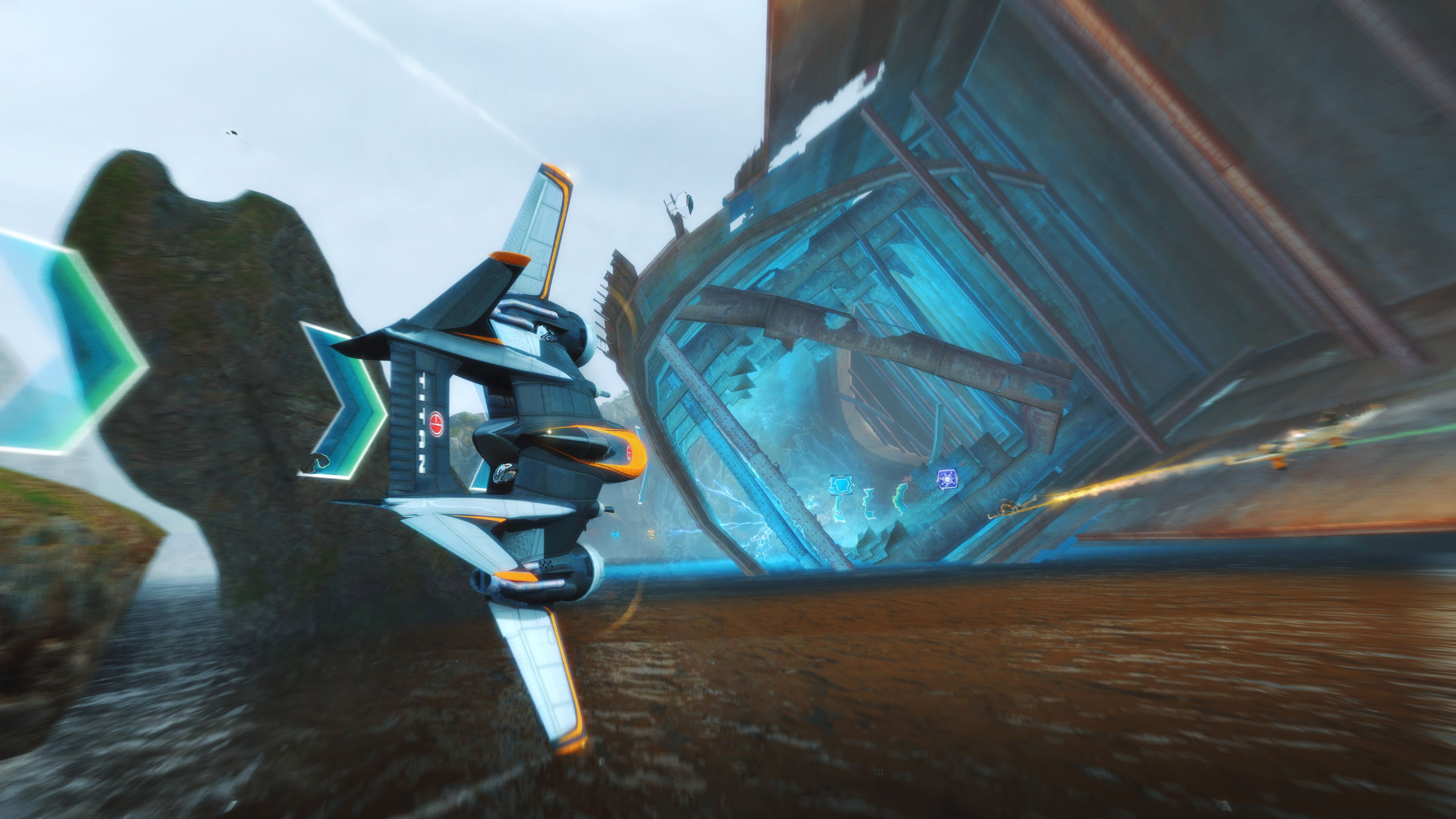 Скриншот №3 к Skydrift Infinity