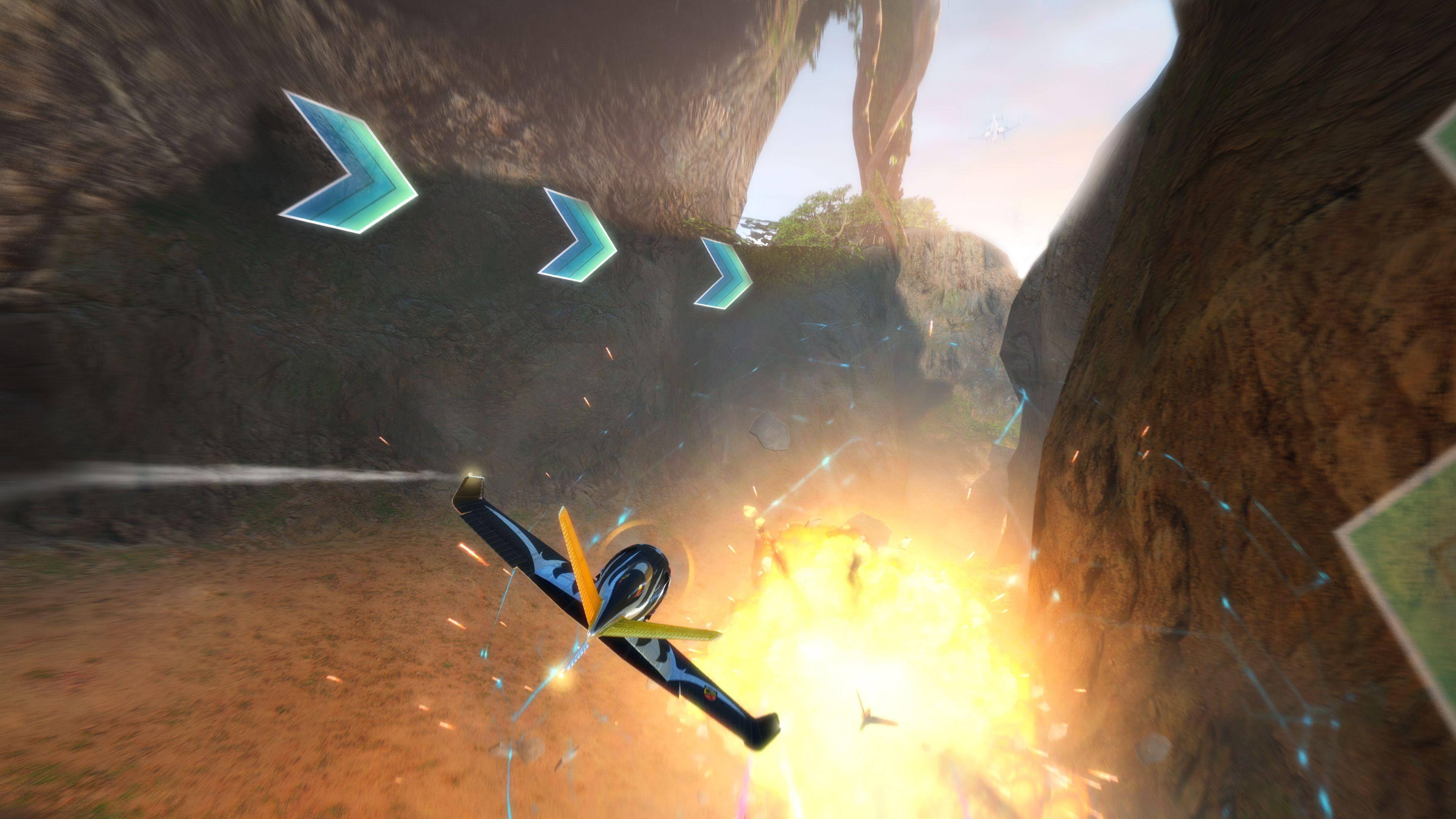 Скриншот №6 к Skydrift Infinity