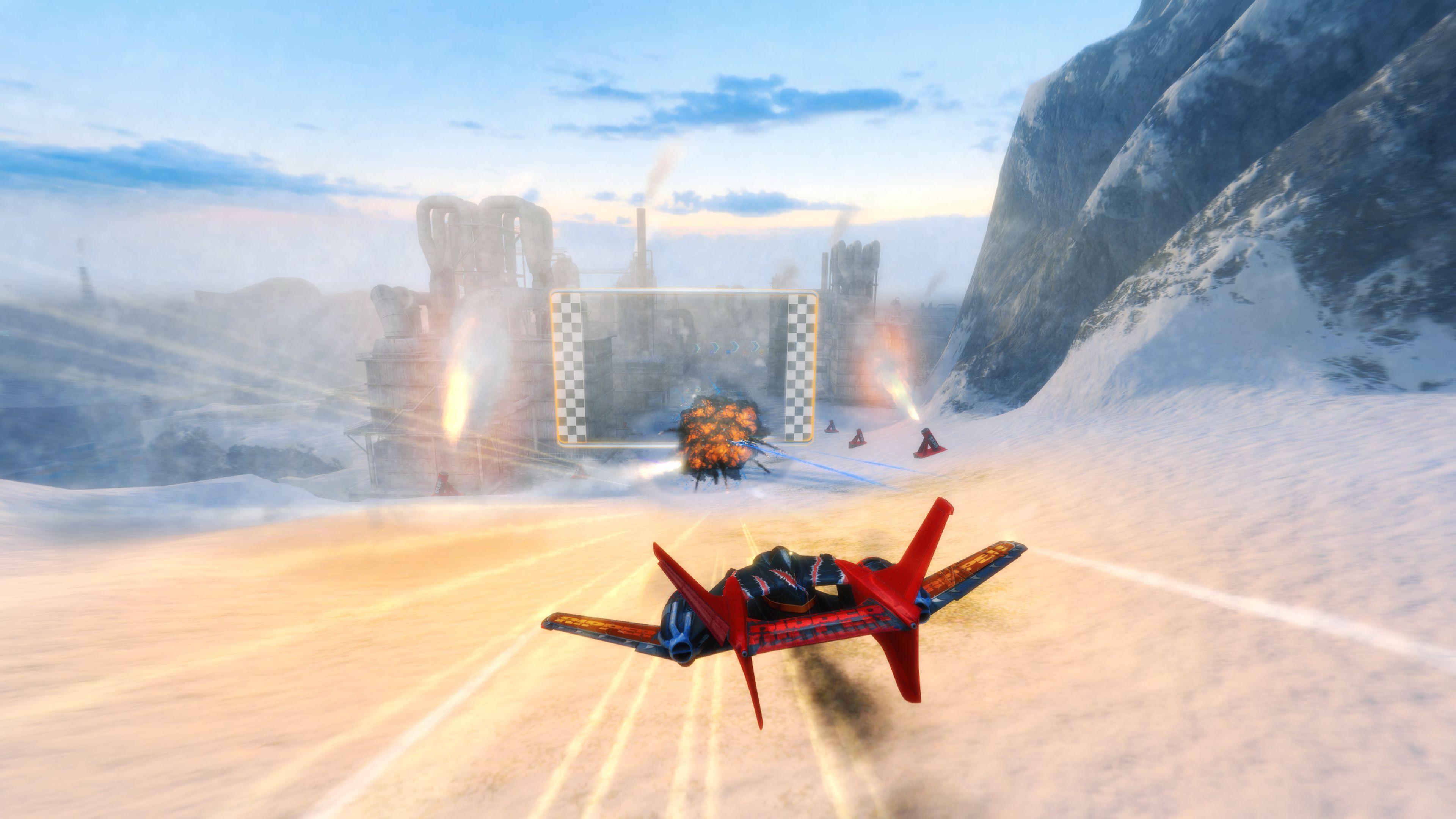 Скриншот №5 к Skydrift Infinity