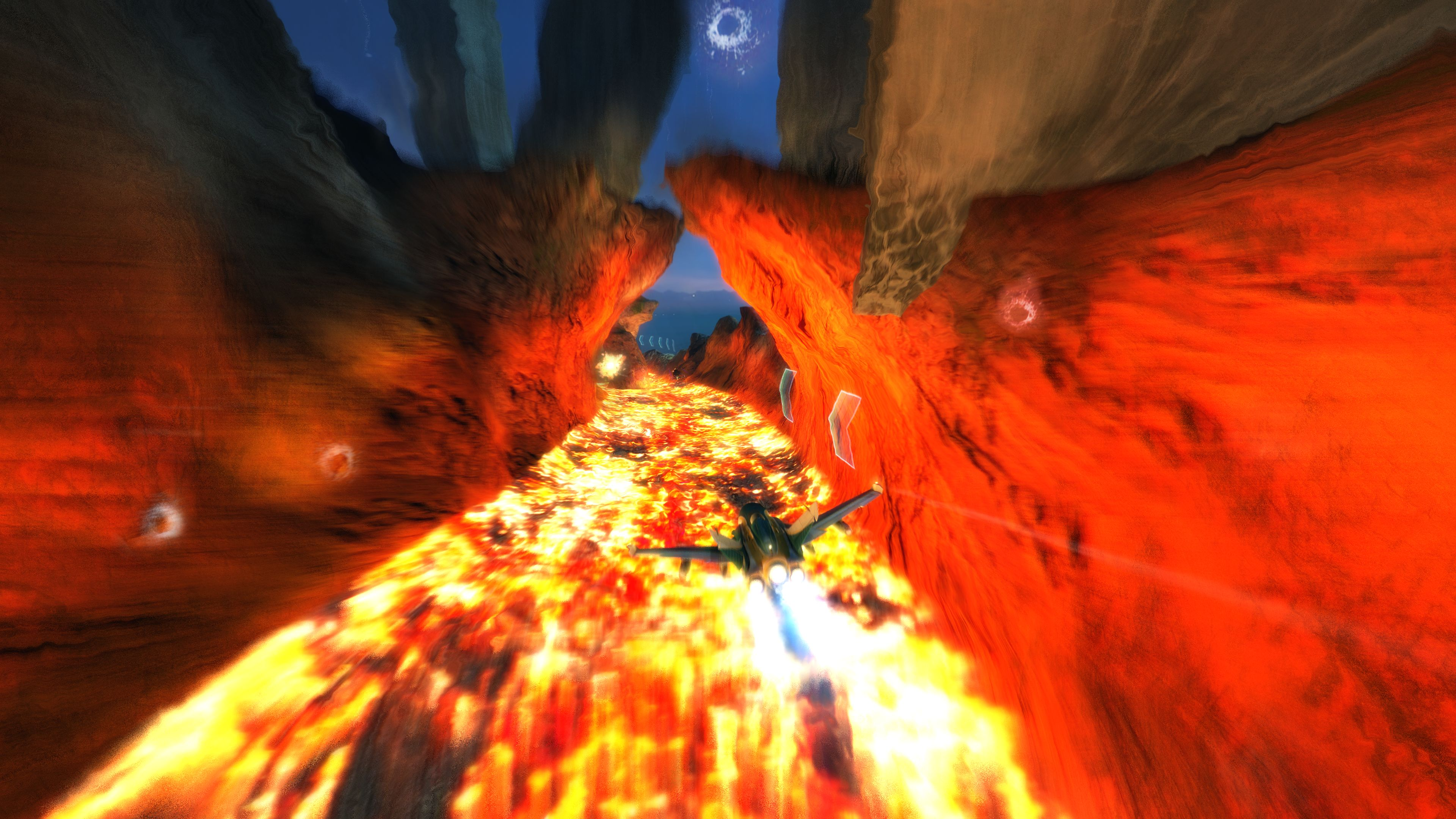 Скриншот №2 к Skydrift Infinity