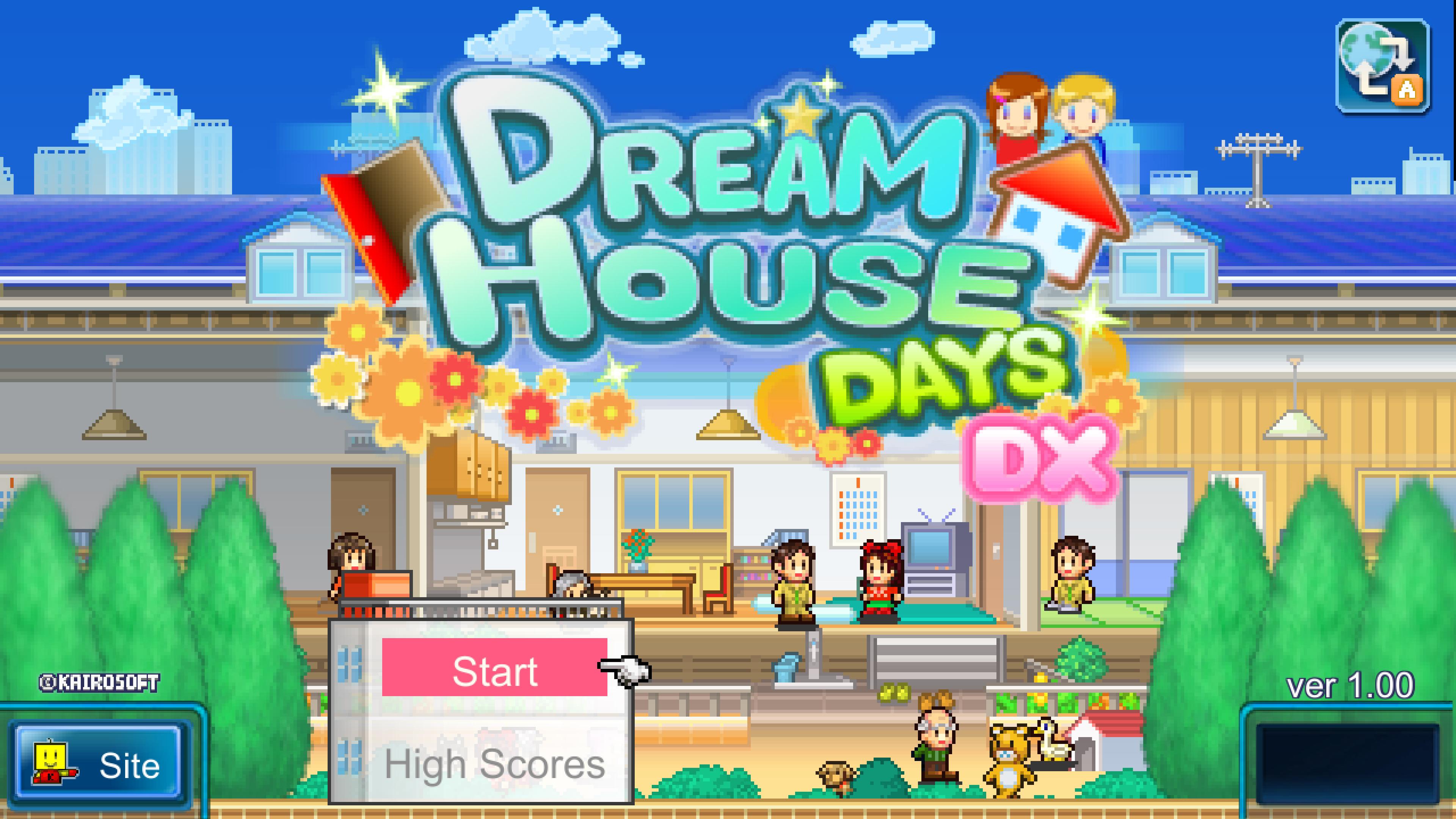 Скриншот №5 к Dream House Days DX