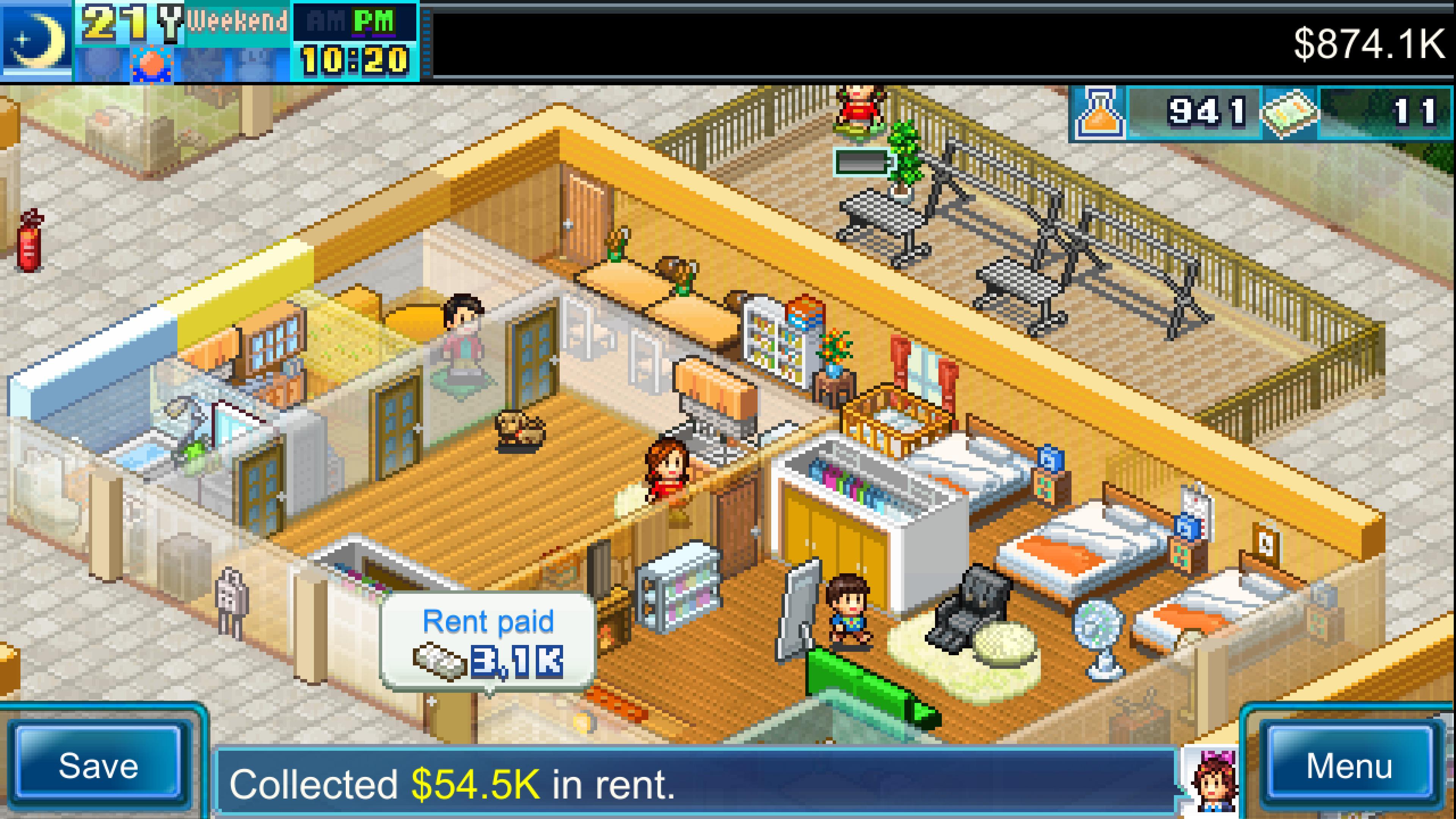 Скриншот №4 к Dream House Days DX