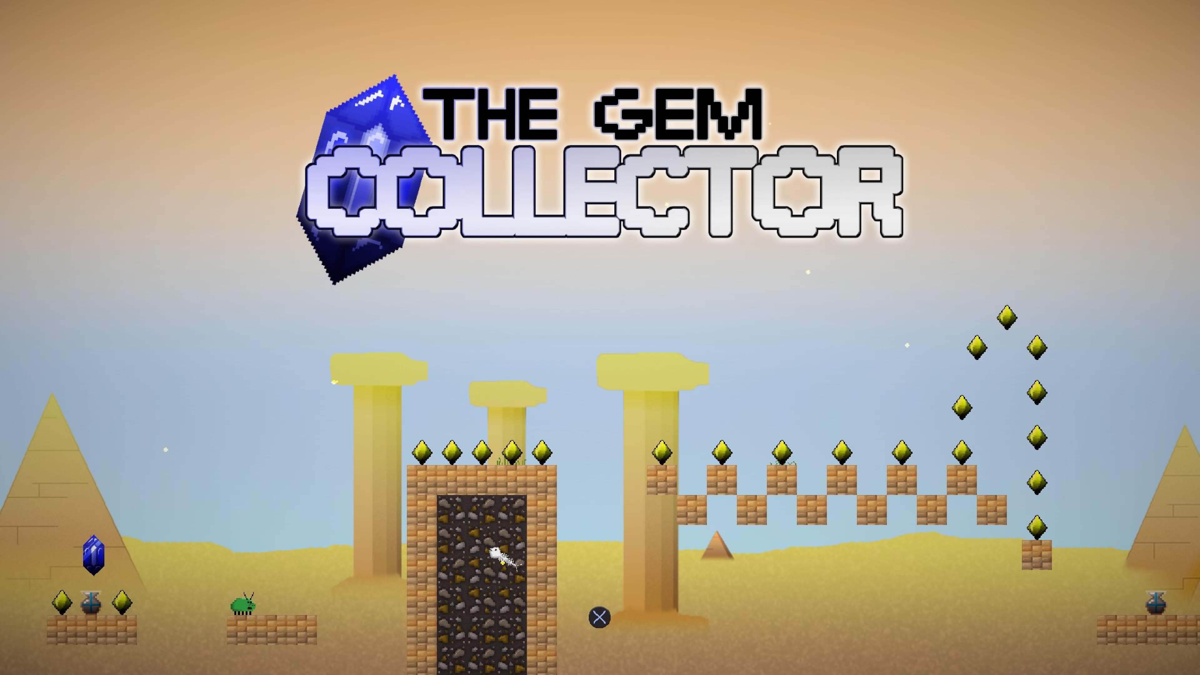 Скриншот №1 к The Gem Collector