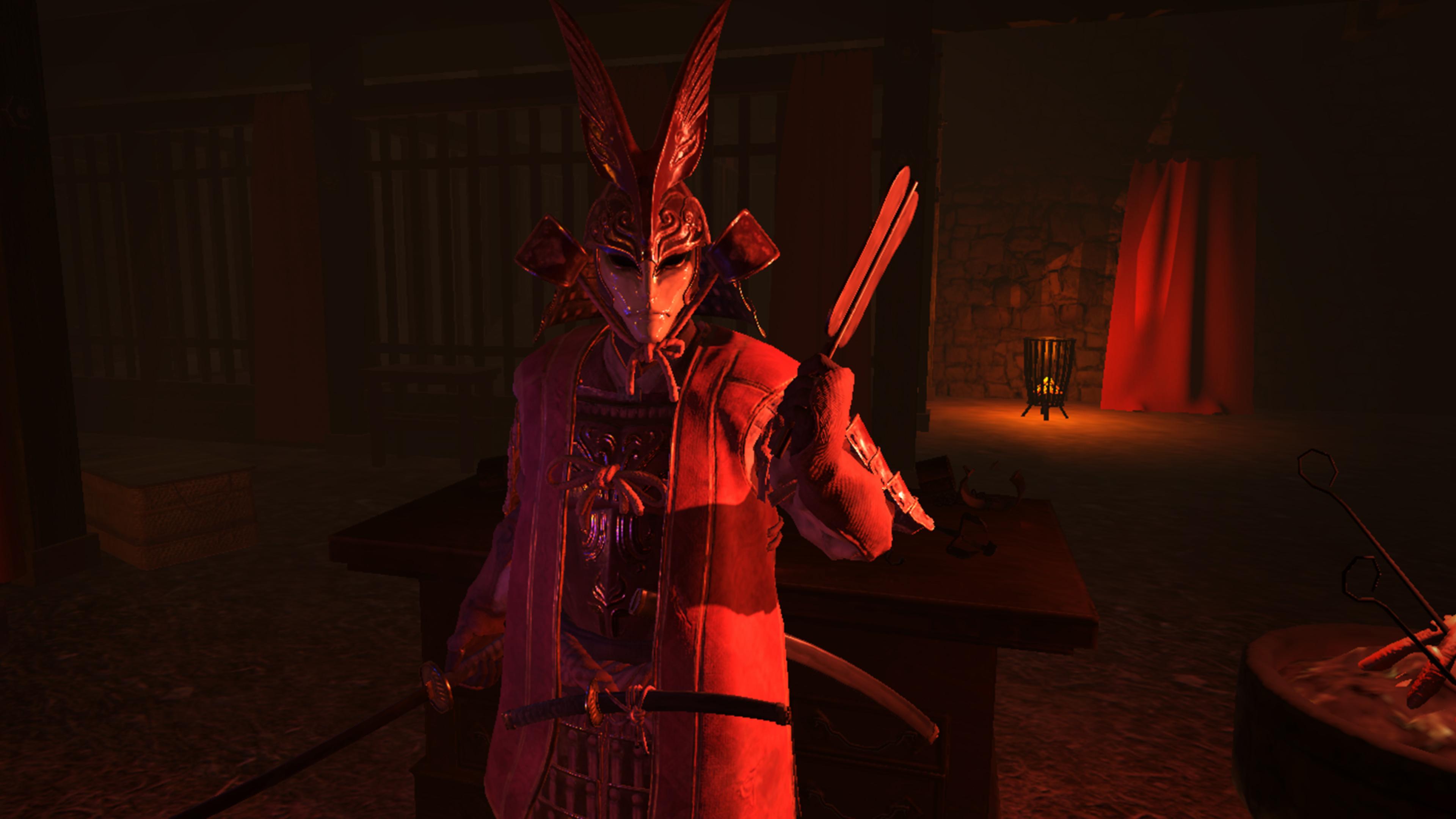 Скриншот №2 к Arashi Castles of Sin