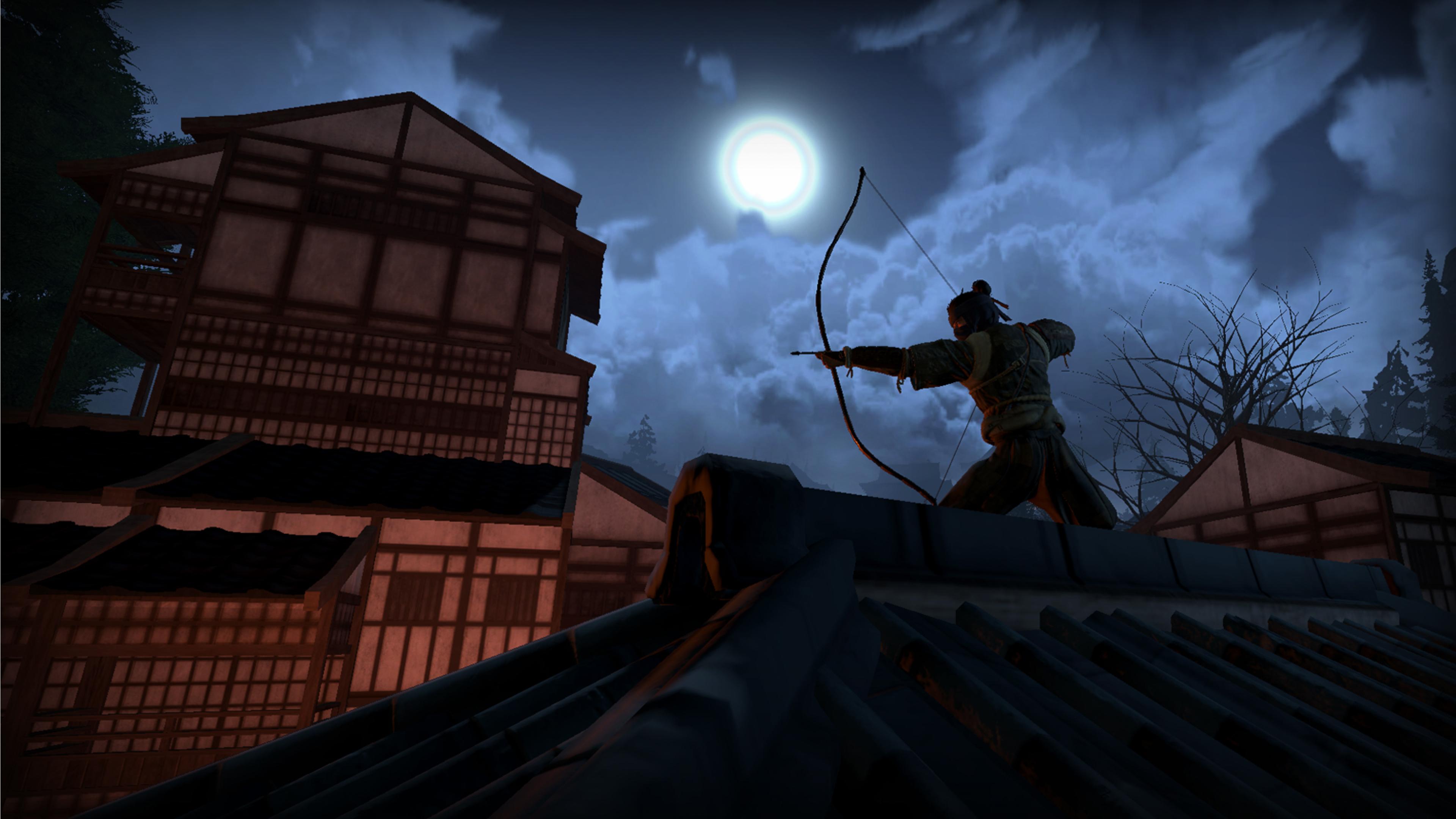 Скриншот №8 к Arashi Castles of Sin