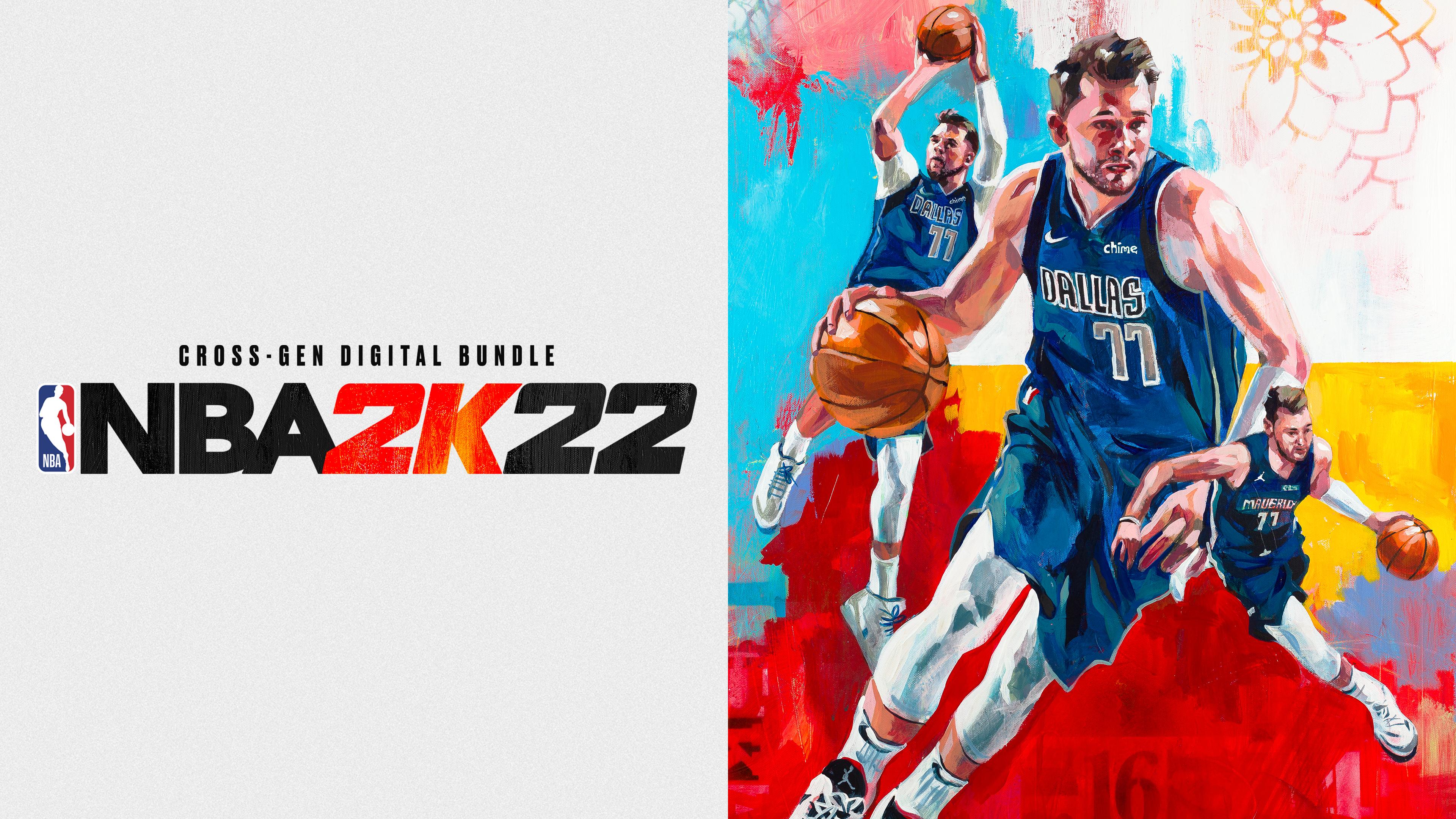 Скриншот №1 к Предзаказ набора NBA 2K22 Cross-Gen Digital Bundle для PS4 and PS5