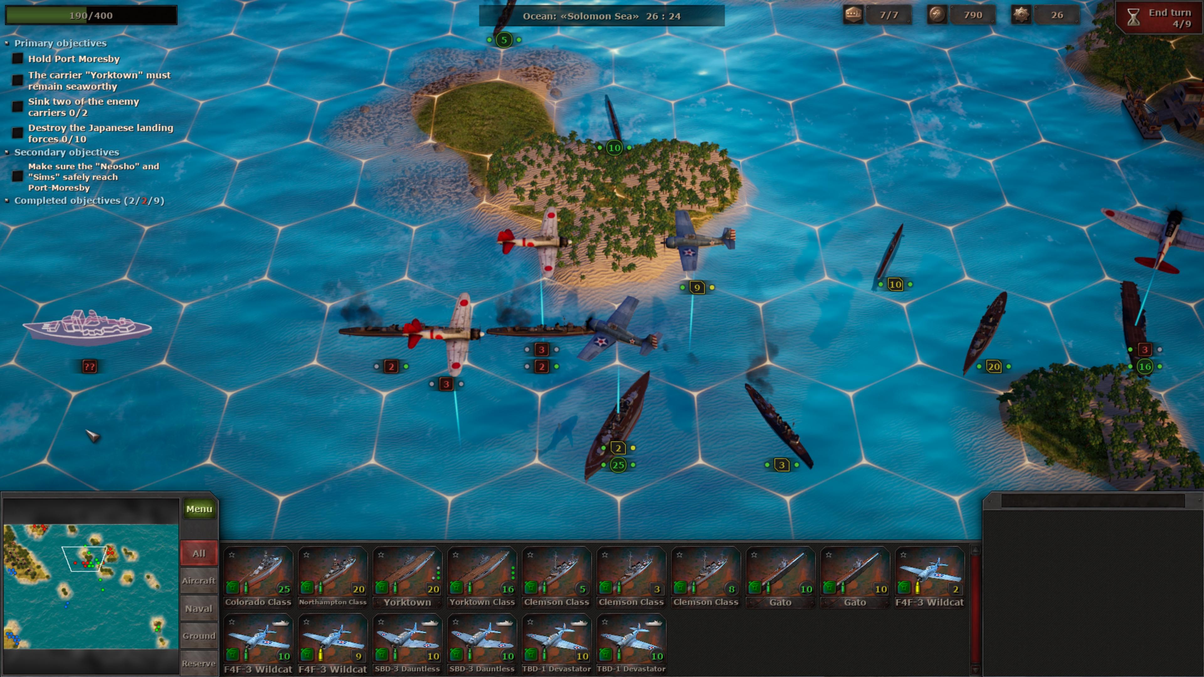 Скриншот №3 к Strategic Mind The Pacific
