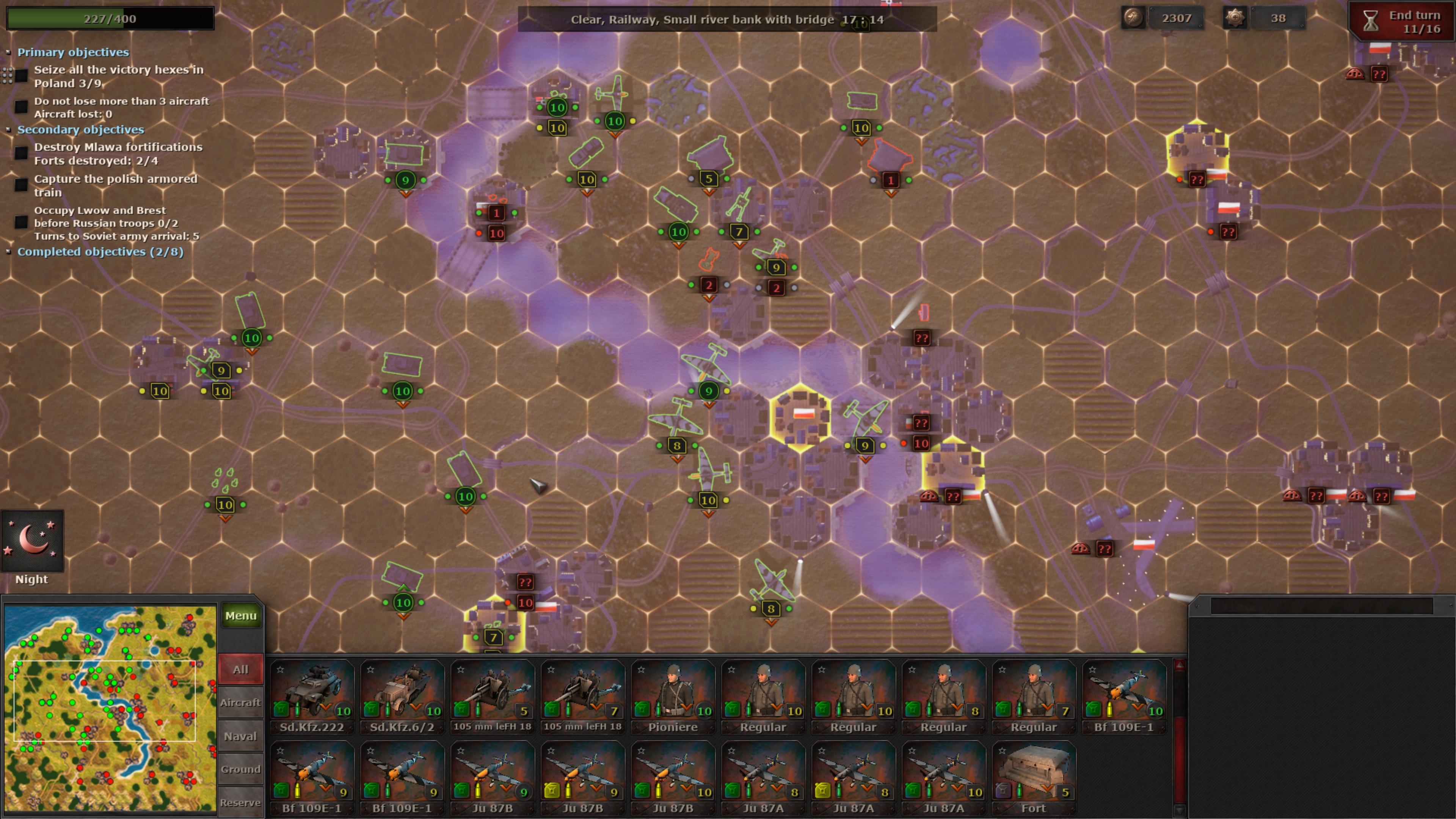 Скриншот №3 к Strategic Mind Blitzkrieg