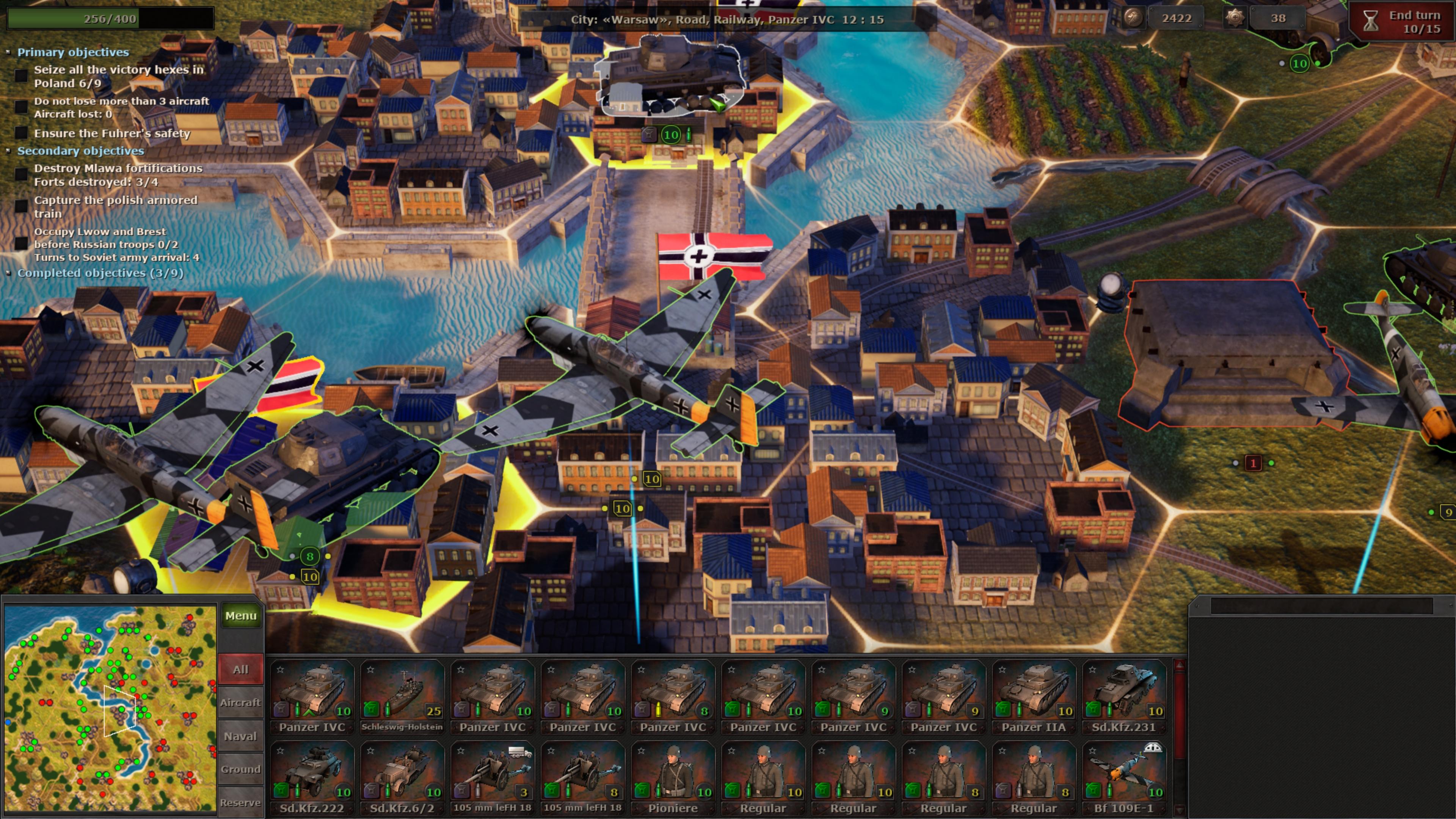 Скриншот №7 к Strategic Mind Blitzkrieg