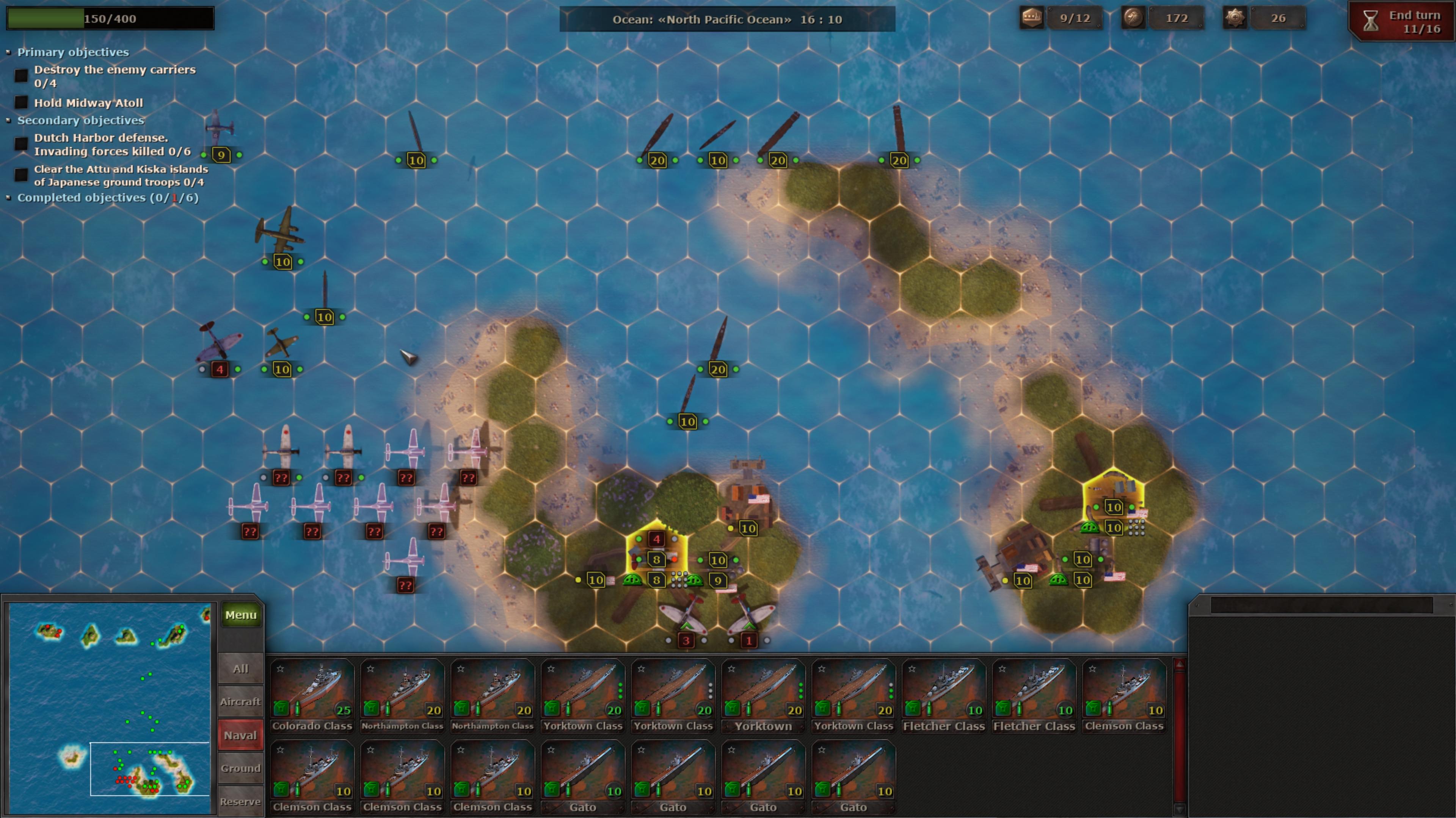 Скриншот №10 к Strategic Mind The Pacific