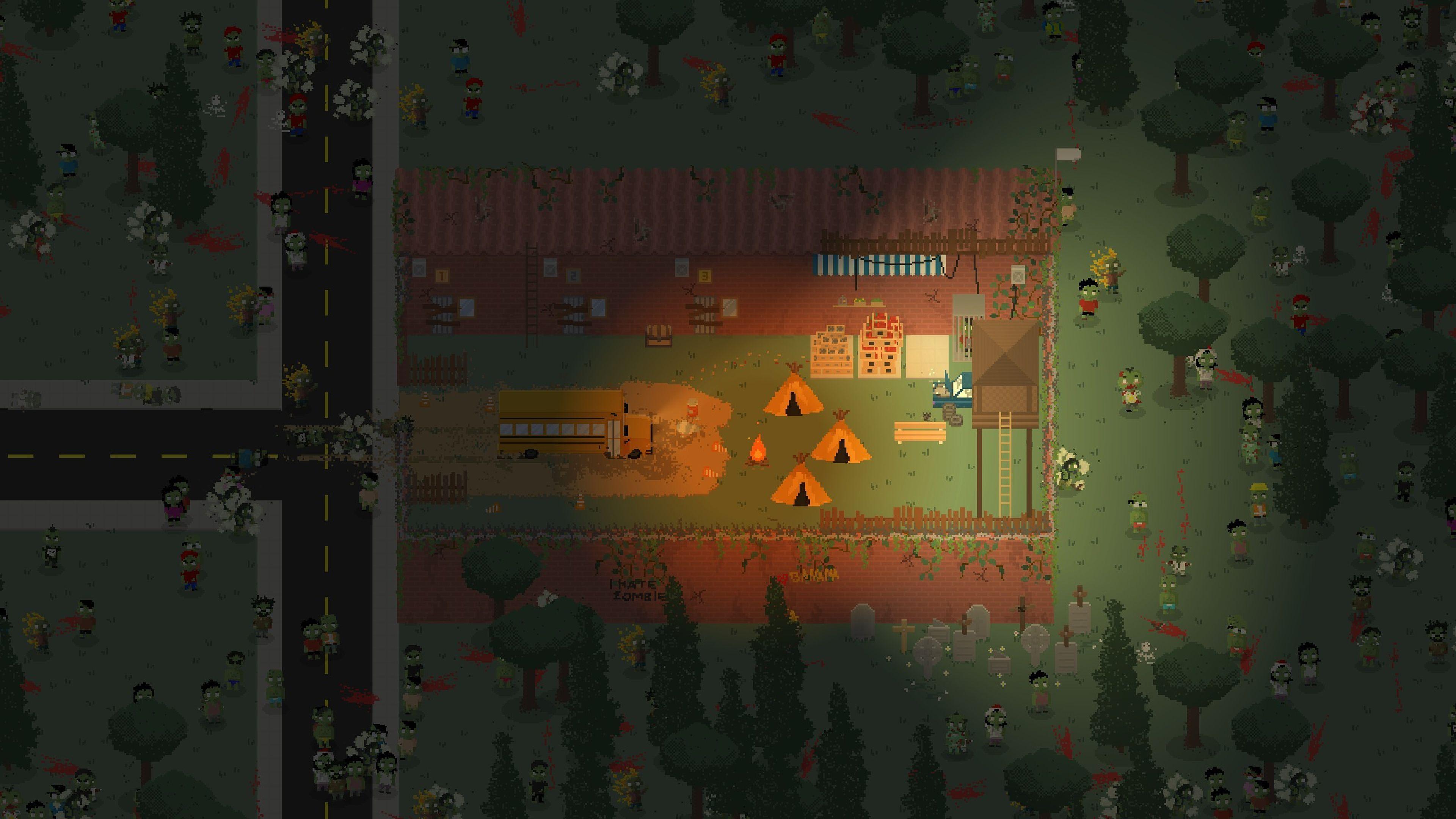 Скриншот №4 к Deadly Days