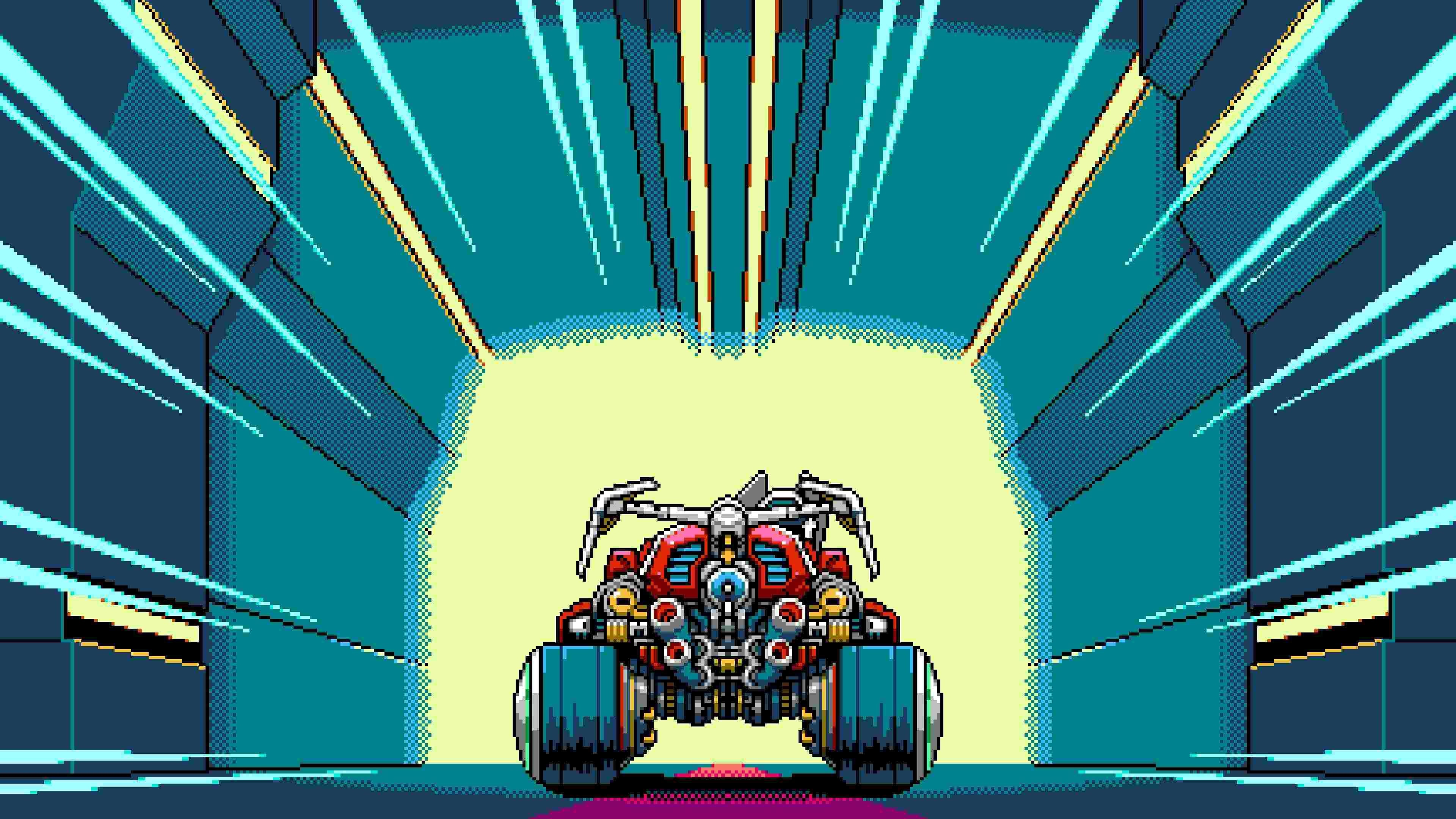 Скриншот №1 к Blaster Master Zero 3
