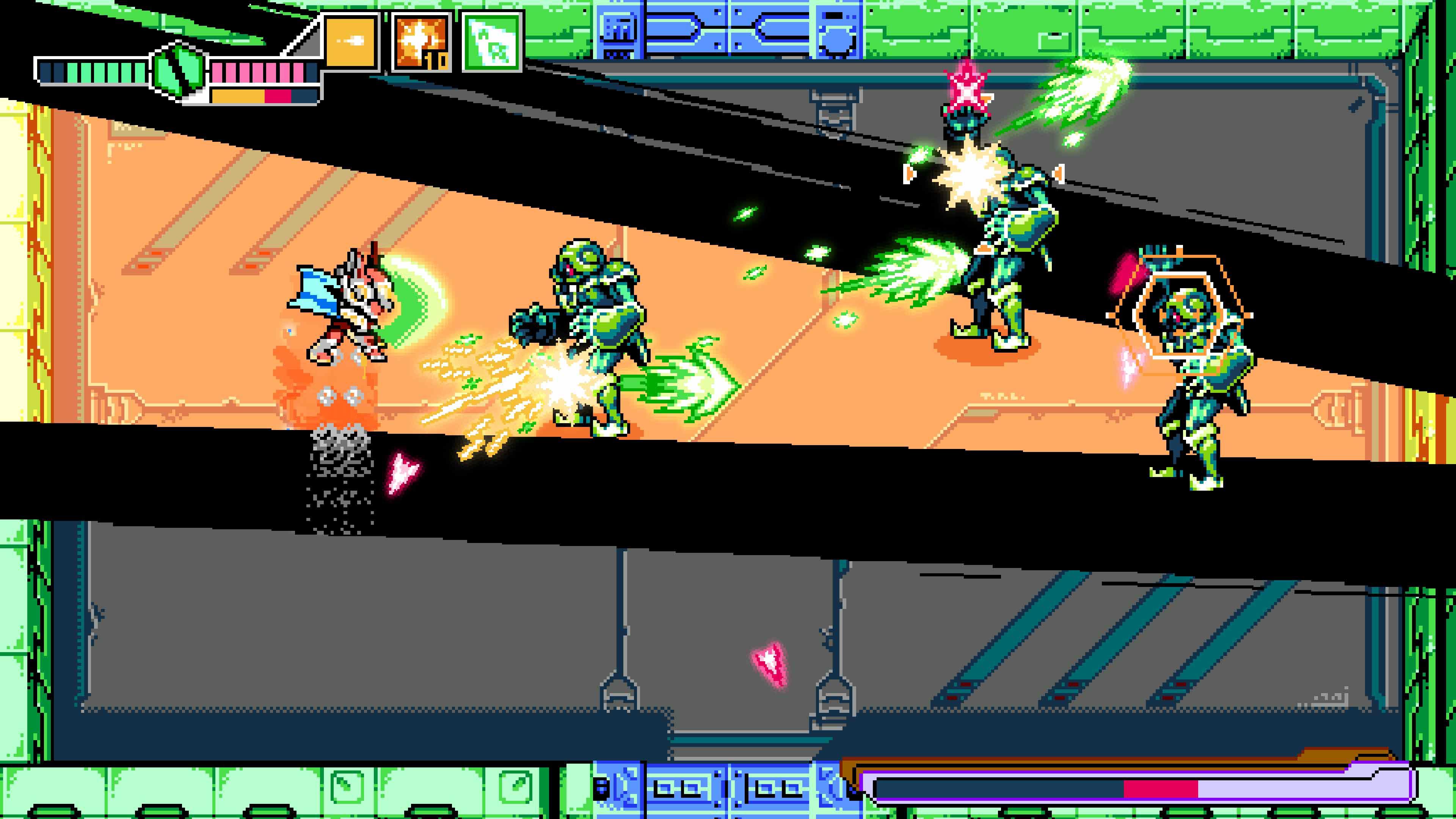 Скриншот №2 к Blaster Master Zero 3