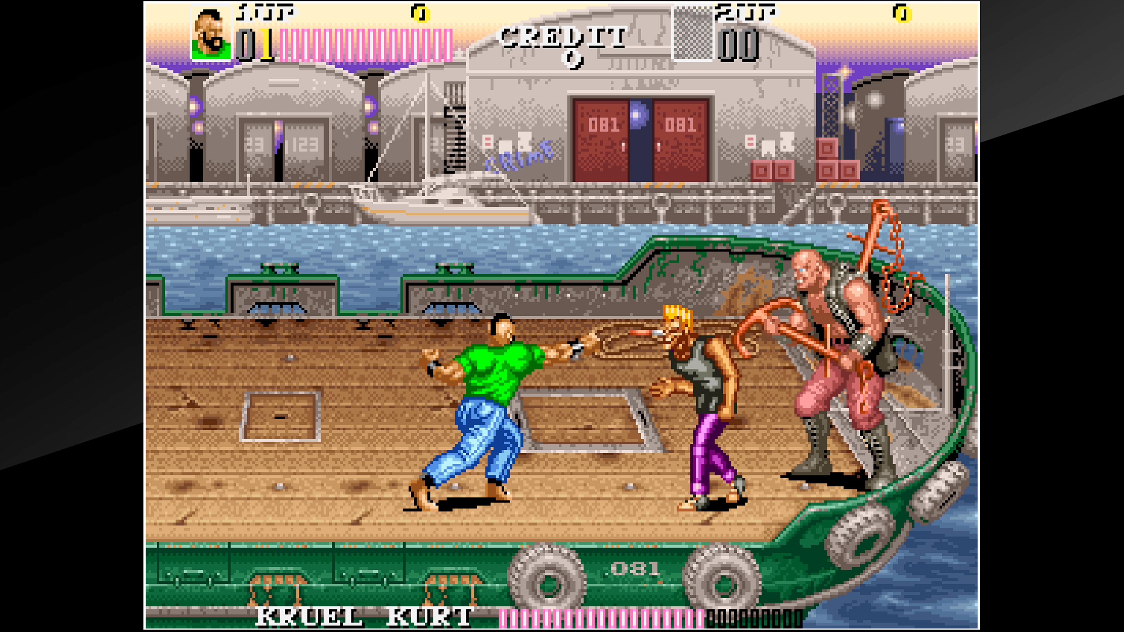 Скриншот №8 к Arcade Archives VENDETTA