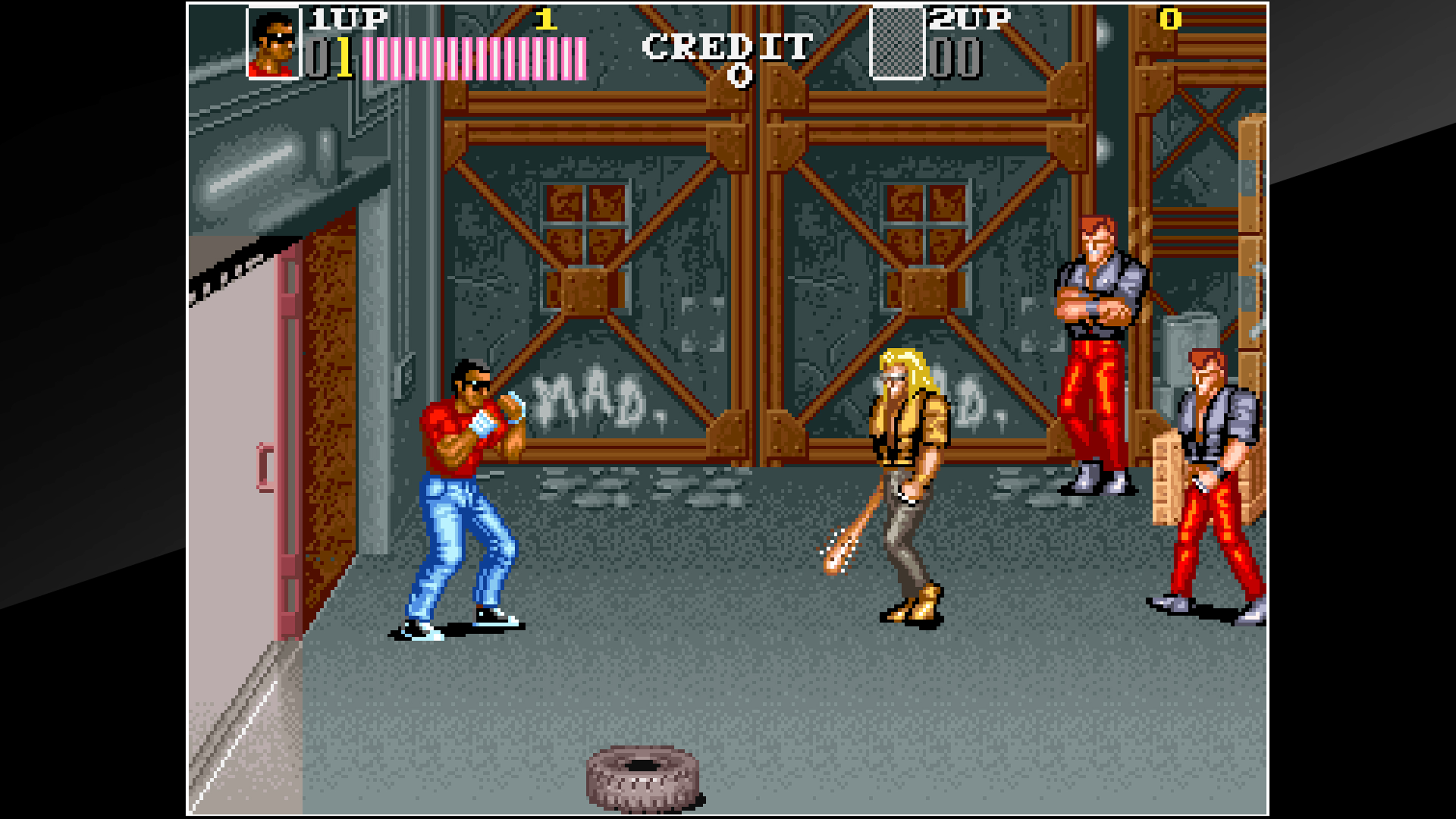 Скриншот №2 к Arcade Archives VENDETTA