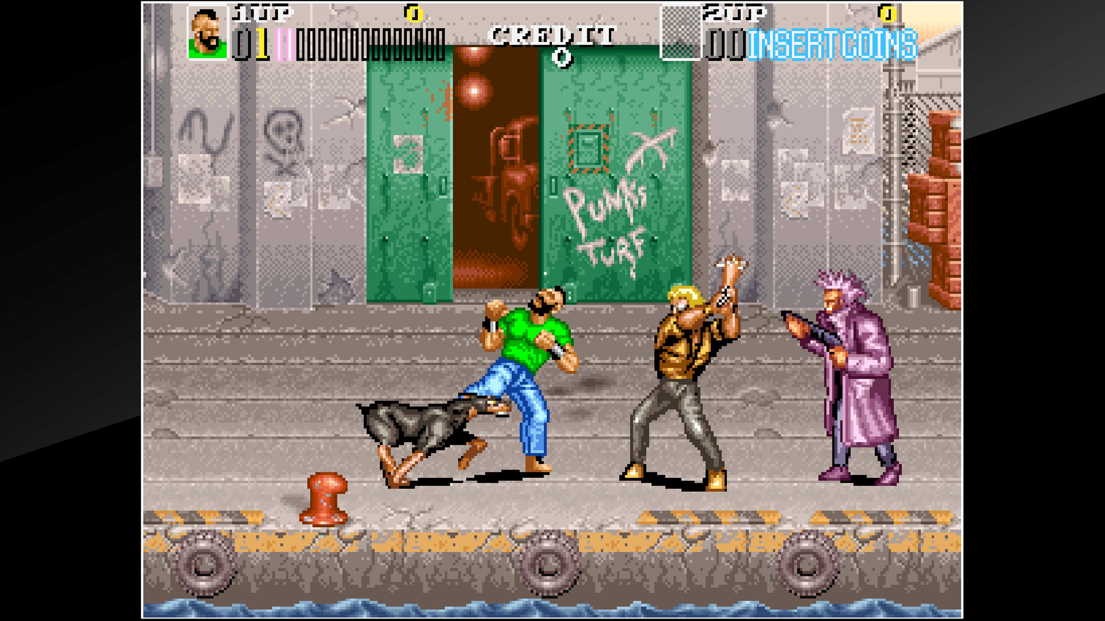 Скриншот №7 к Arcade Archives VENDETTA