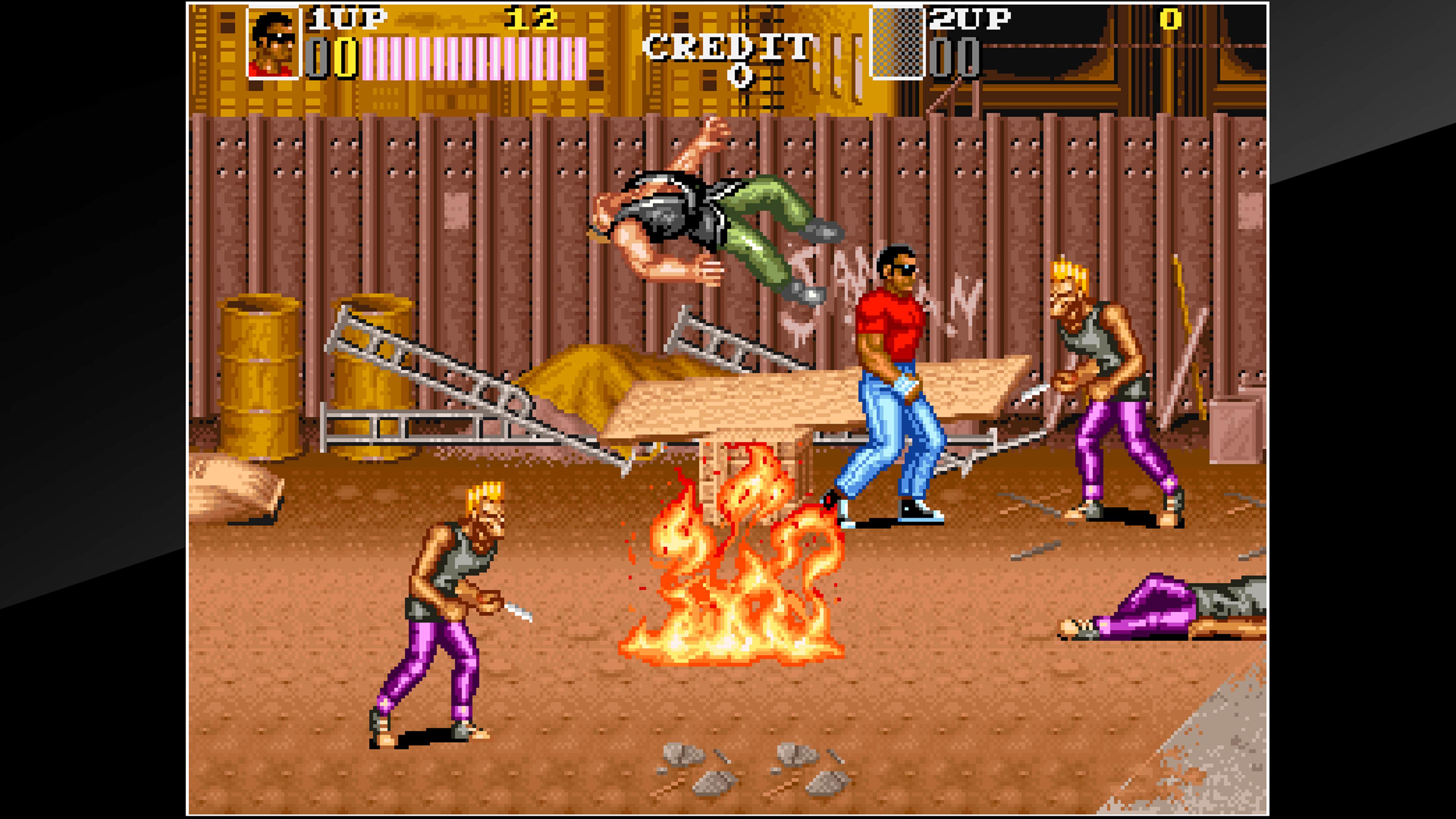 Скриншот №3 к Arcade Archives VENDETTA