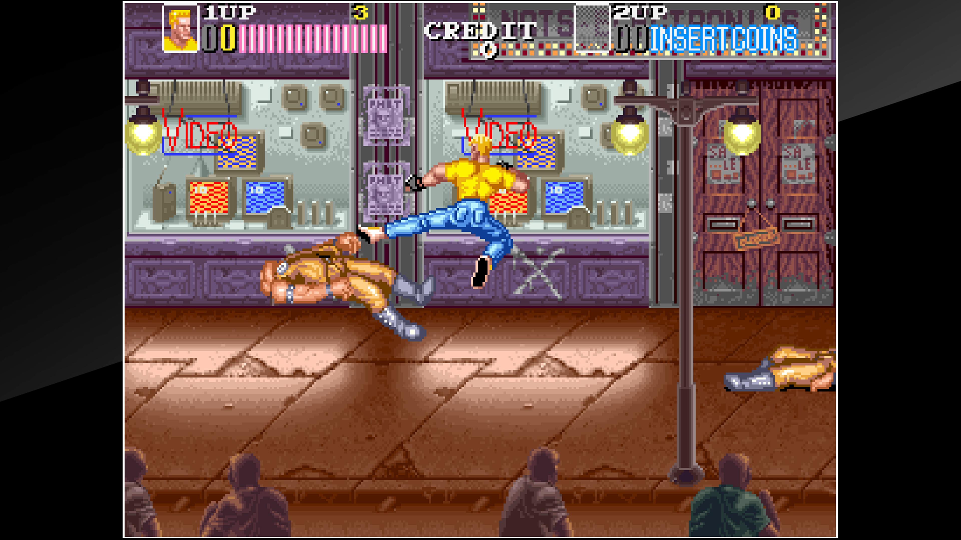 Скриншот №5 к Arcade Archives VENDETTA