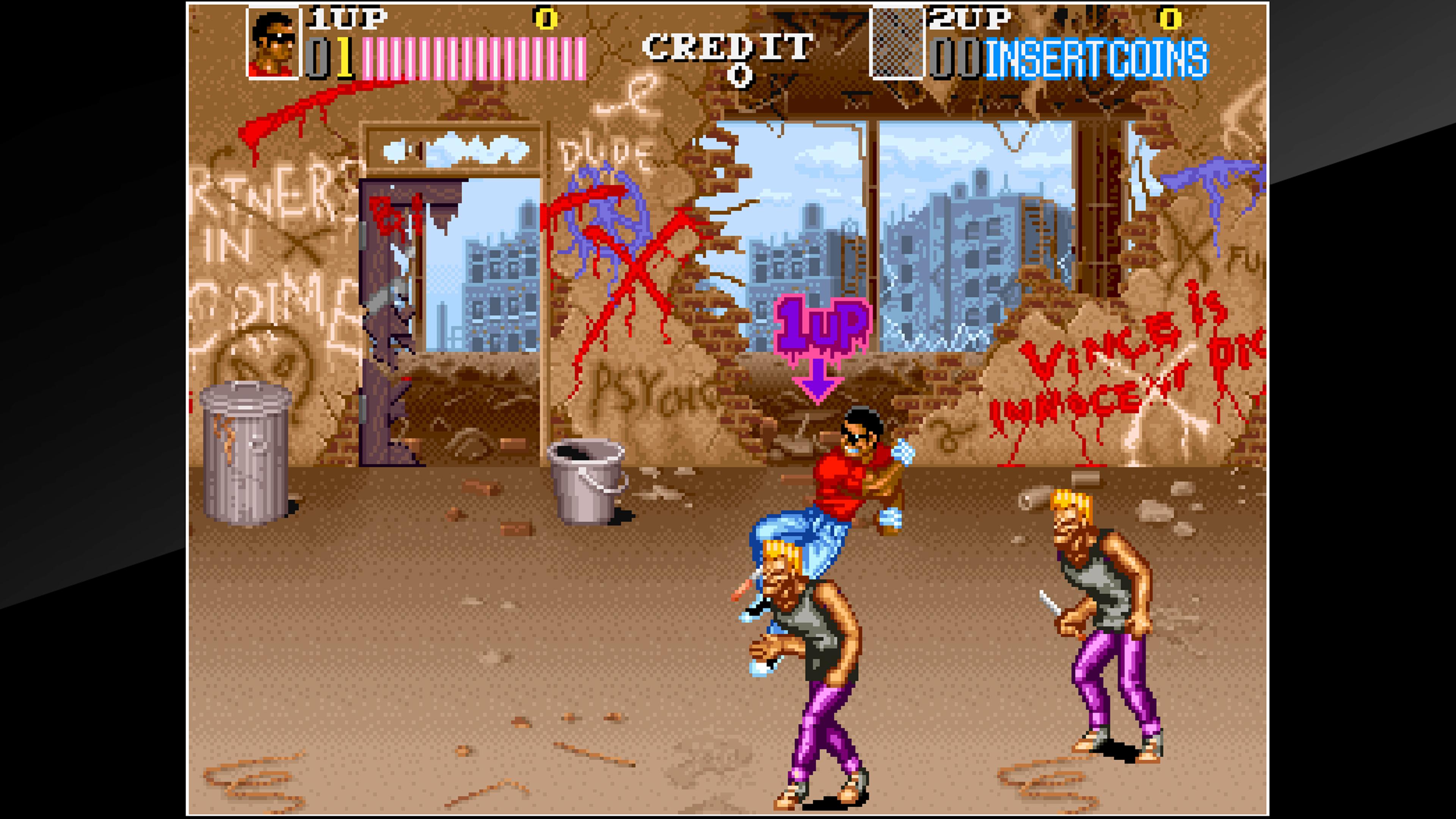 Скриншот №10 к Arcade Archives VENDETTA