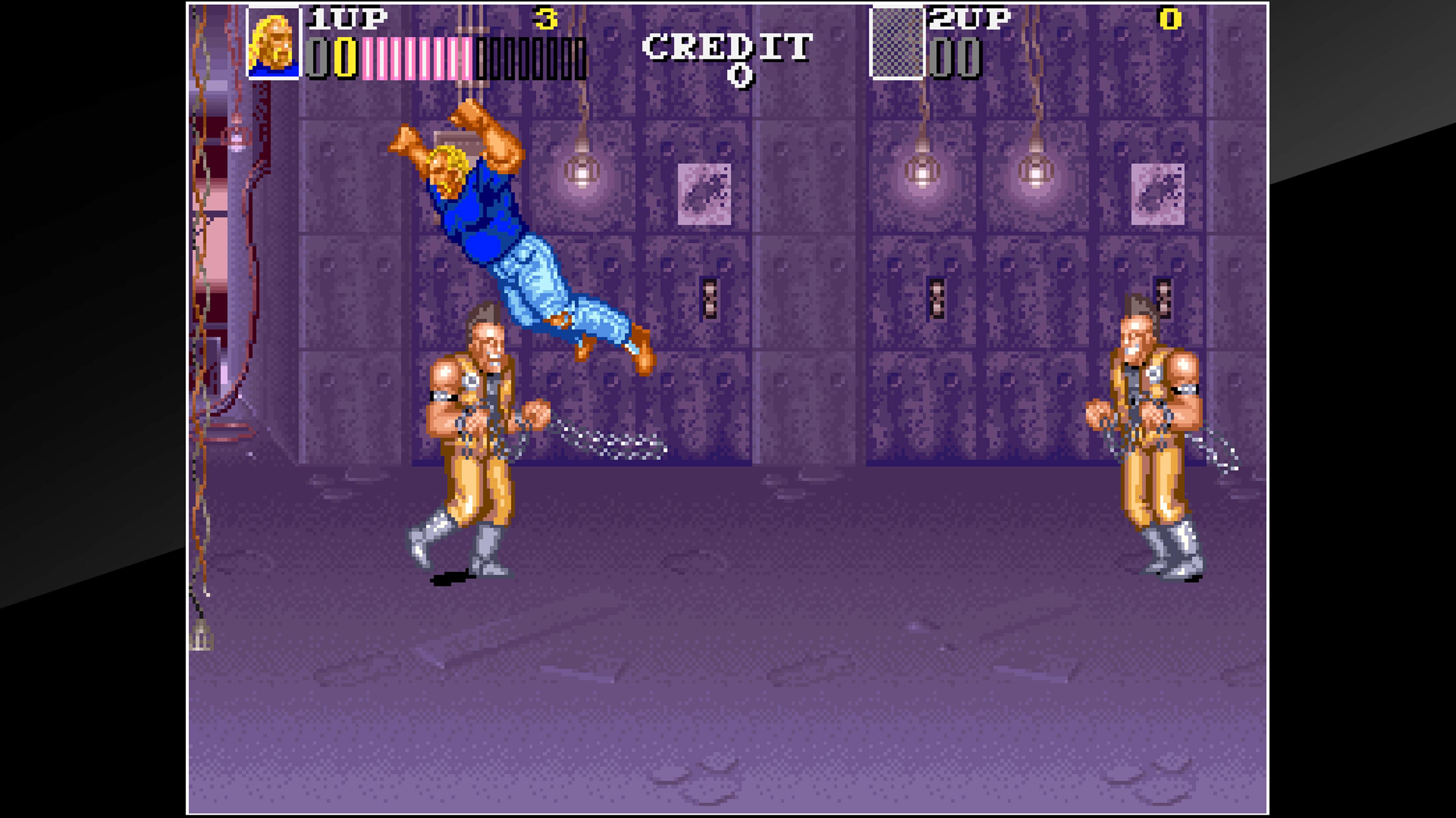 Скриншот №4 к Arcade Archives VENDETTA
