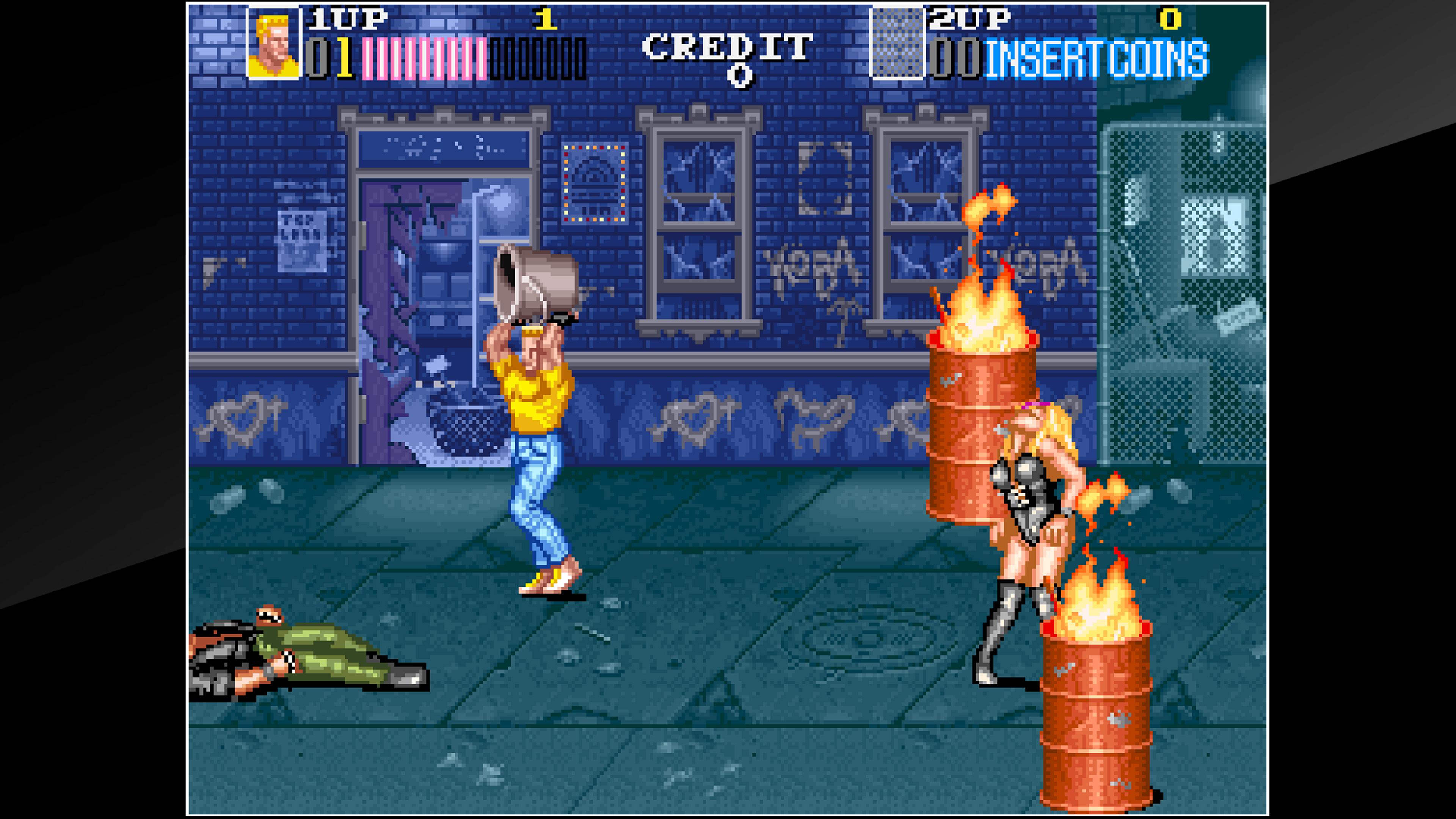 Скриншот №6 к Arcade Archives VENDETTA