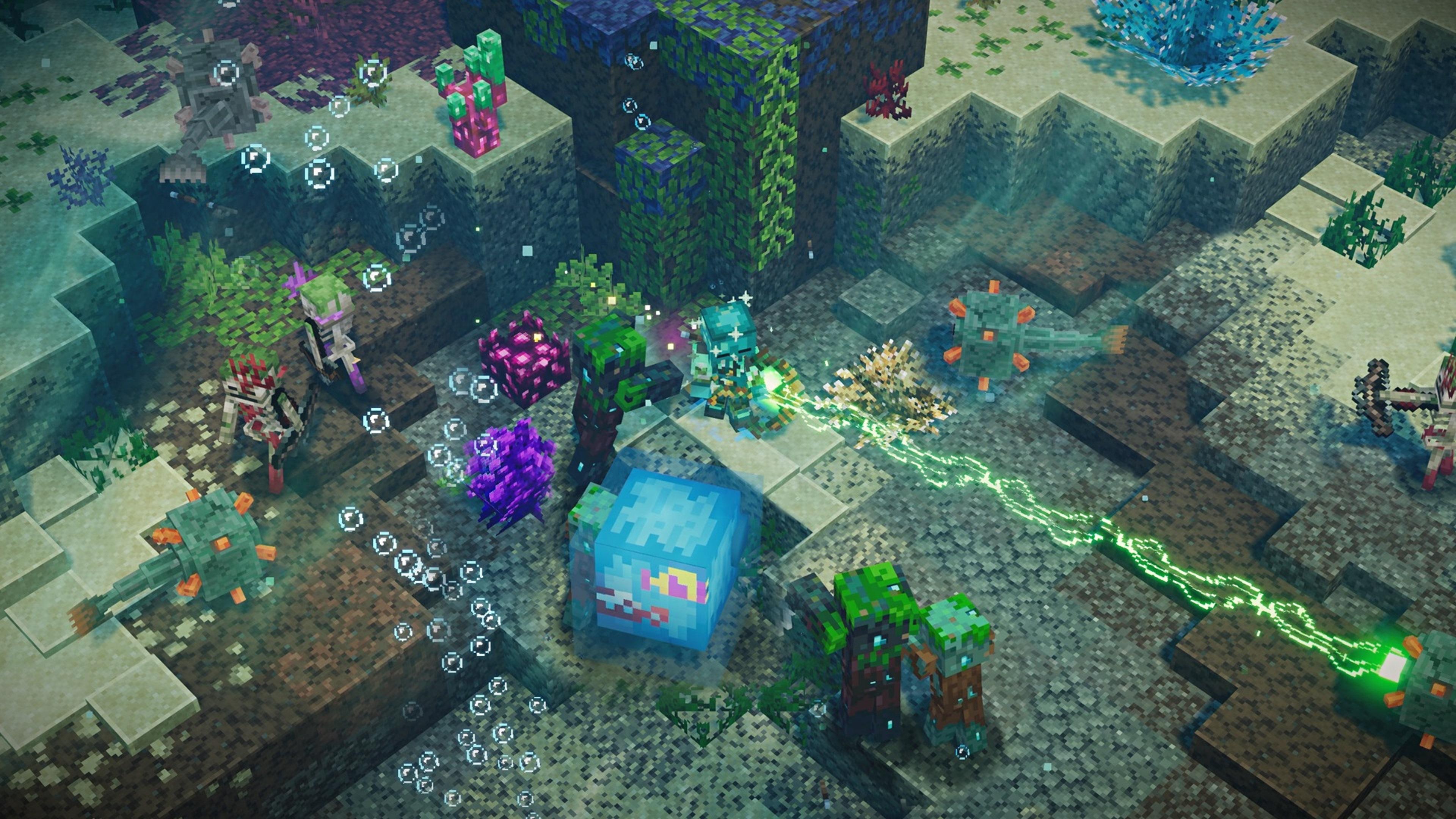 Скриншот №7 к Minecraft Dungeons максимальный выпуск