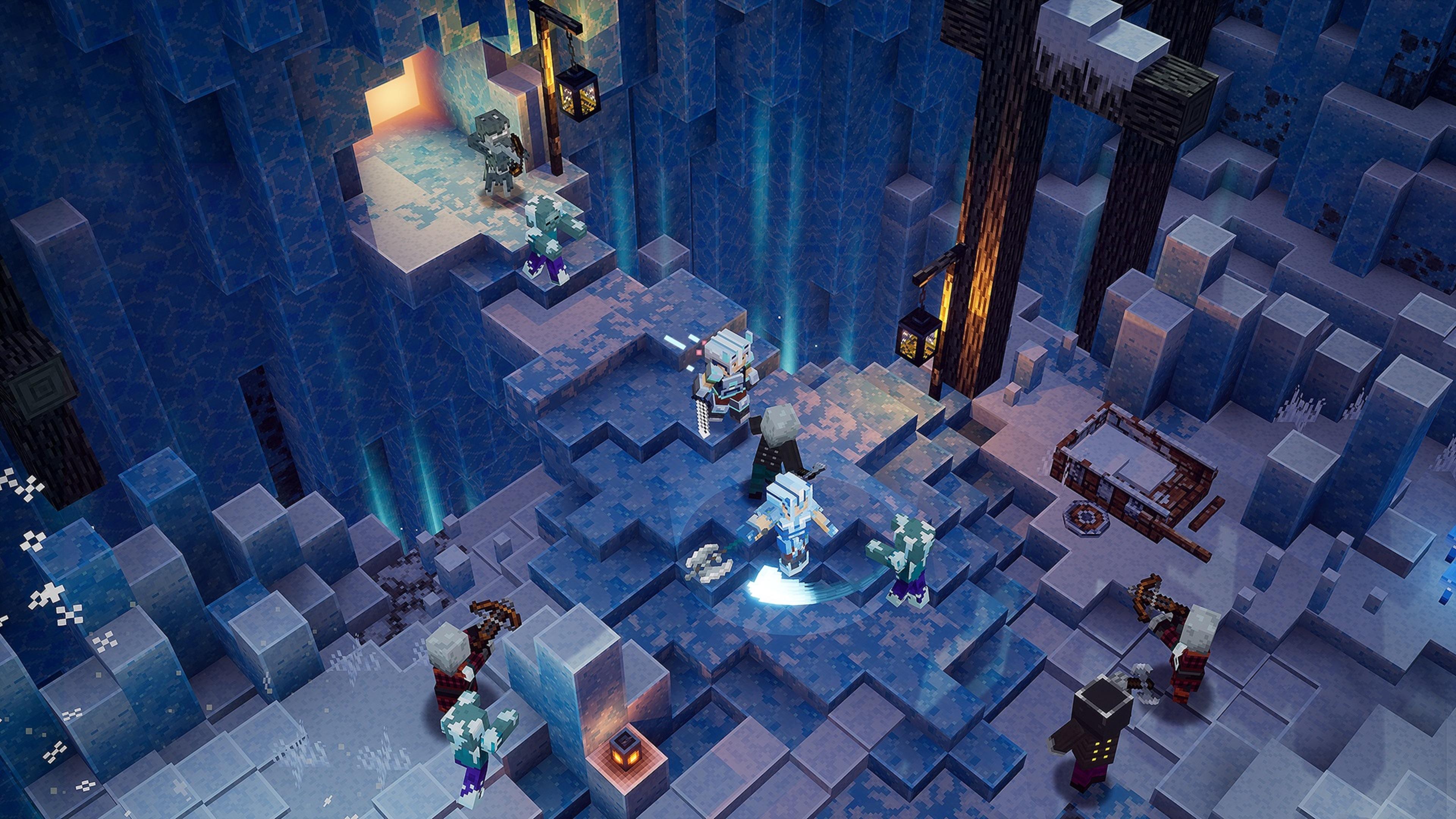 Скриншот №5 к Minecraft Dungeons максимальный выпуск