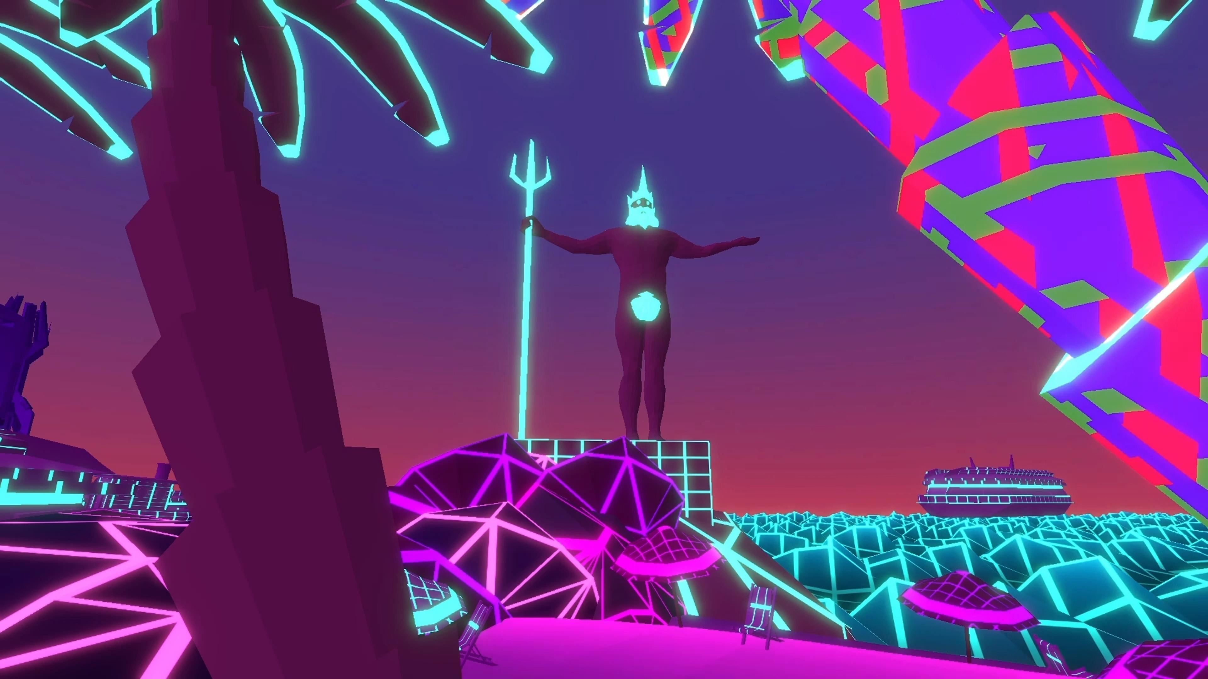 Скриншот №1 к NeonHAT