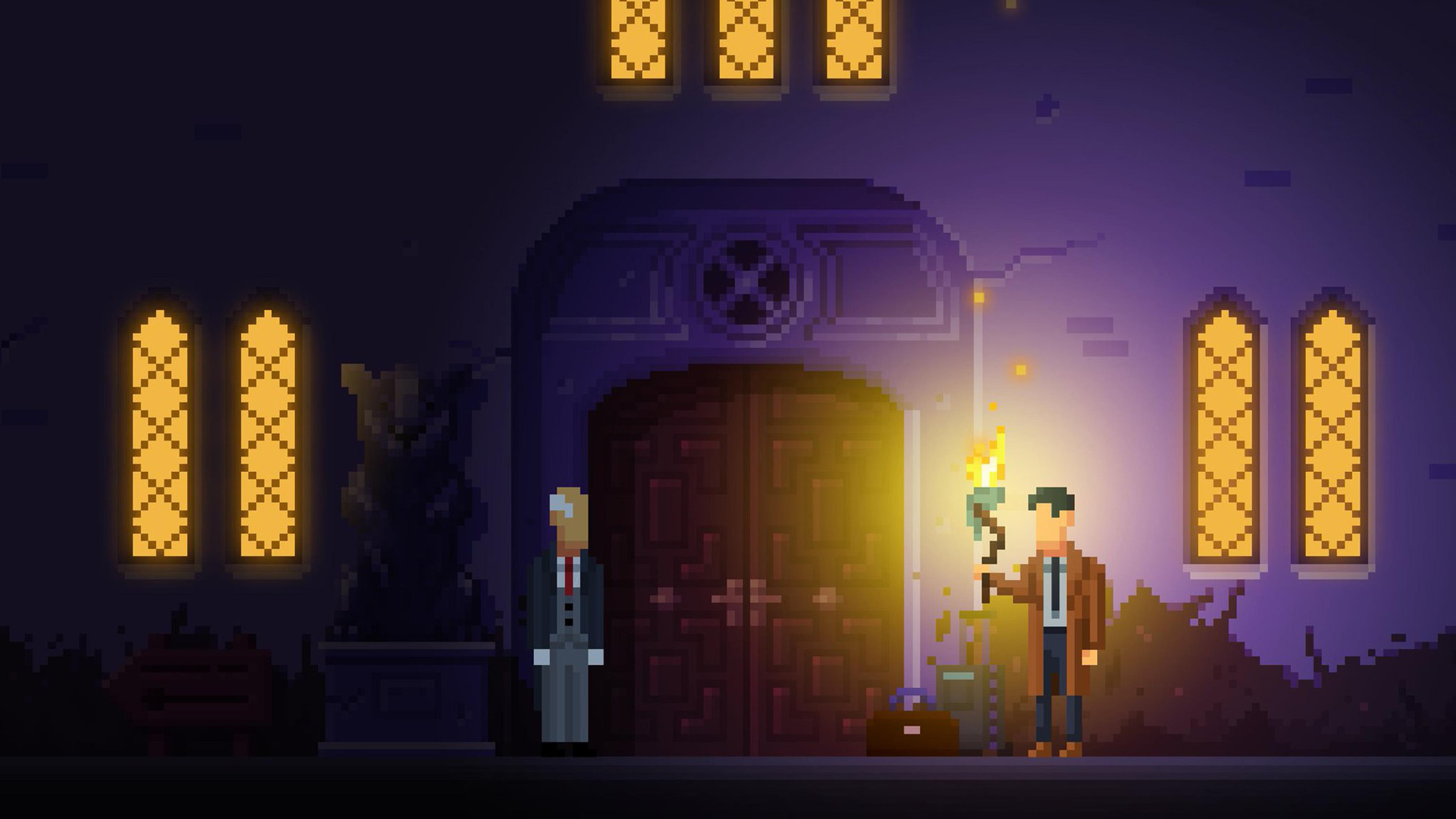 Скриншот №9 к The Darkside Detective - Series Edition