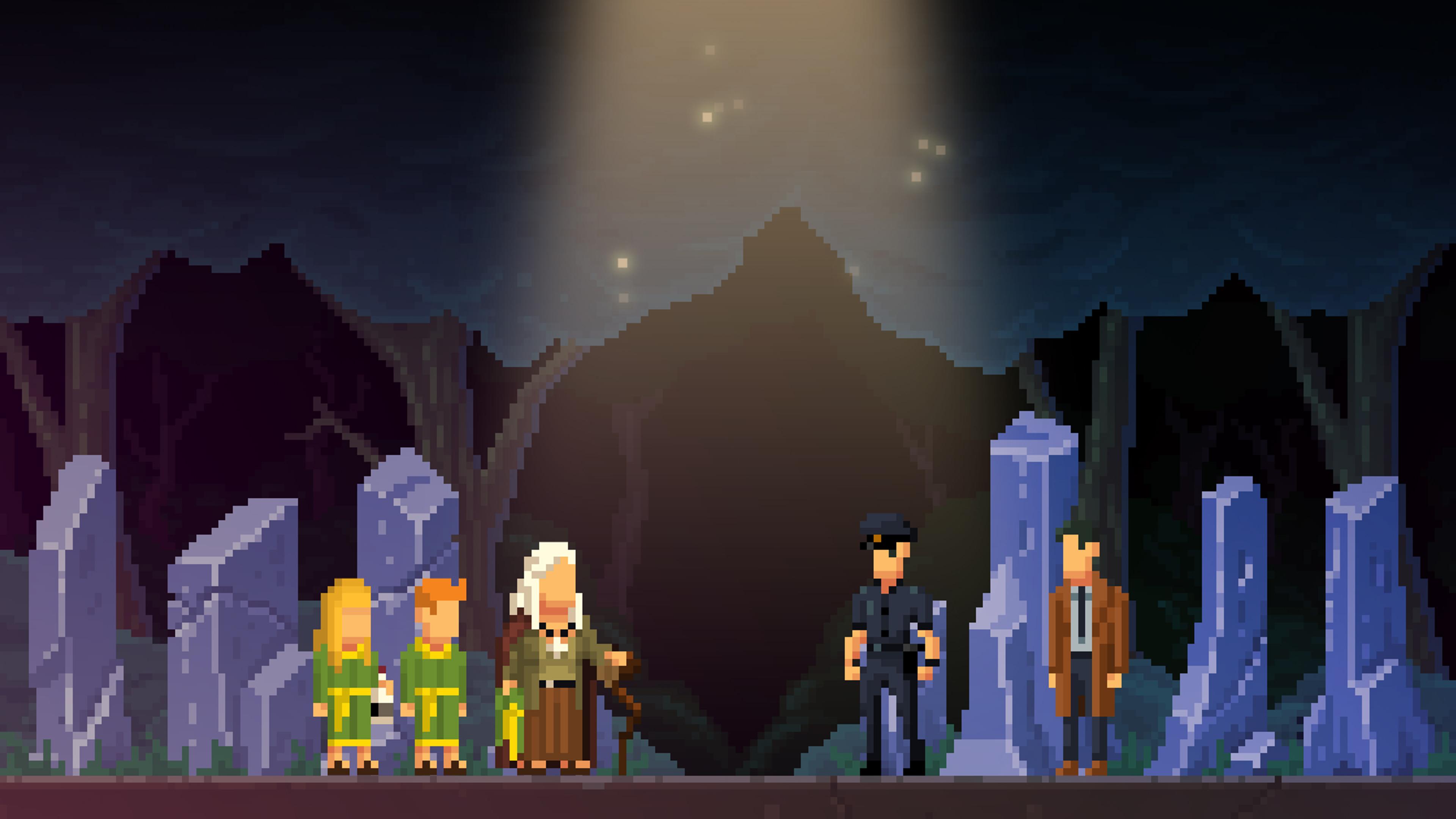 Скриншот №10 к The Darkside Detective - Series Edition